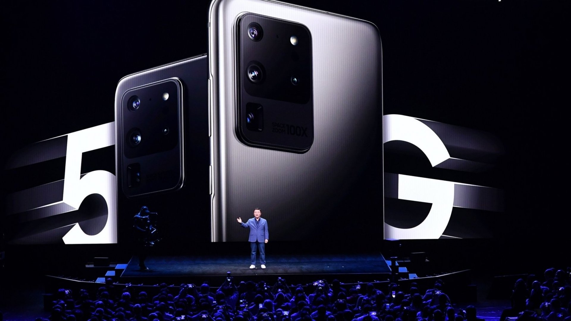 Samsung Just Launched the Galaxy S20, and 5G Isn't Even the Biggest New Feature