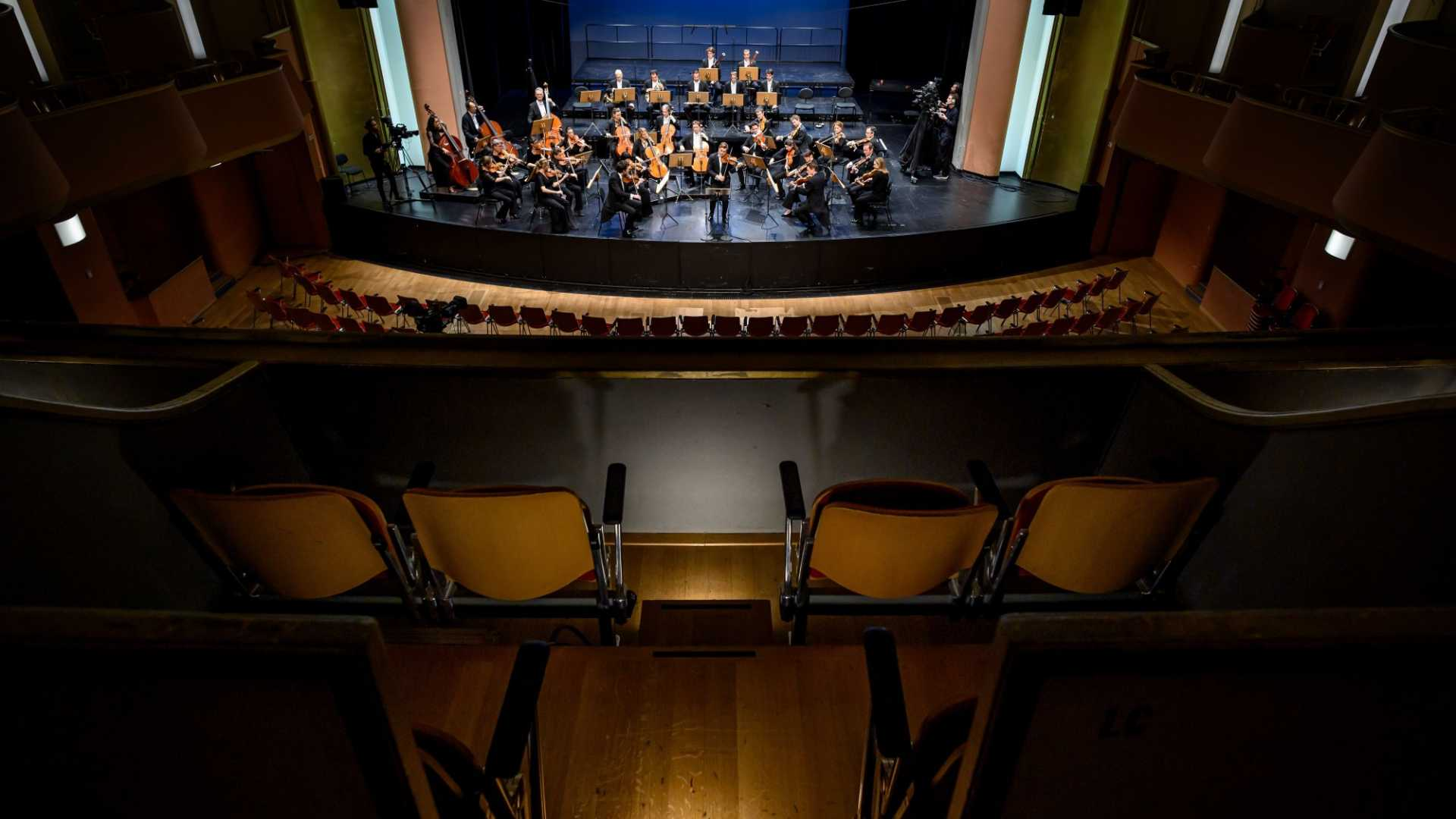 Save Our Symphony:  The Arts Need a New Funding Plan