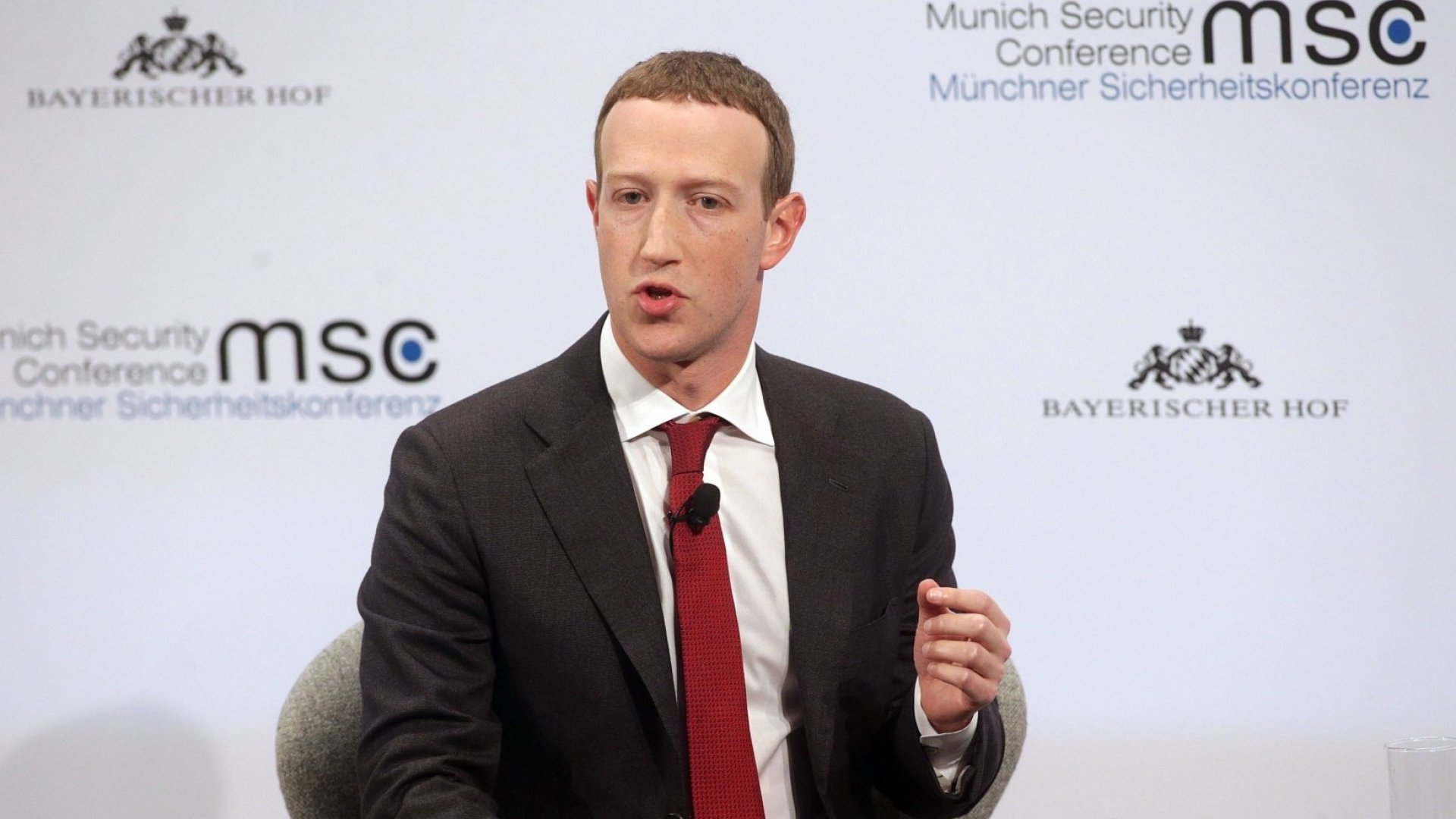 Facebook Is More Concerned With the Appearance of Privacy, According to Mark Zuckerberg