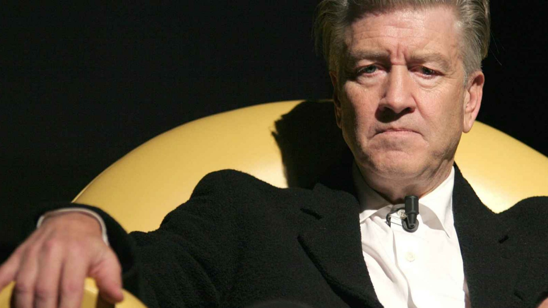 Director David Lynch on How to Go Fishing for Great Ideas