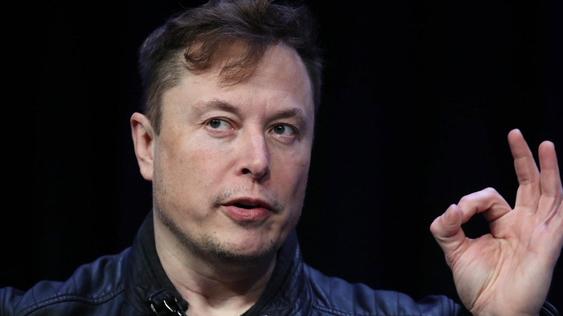 Elon Musk Says Tesla Will Repurpose Factories to Make Ventilators if Needed
