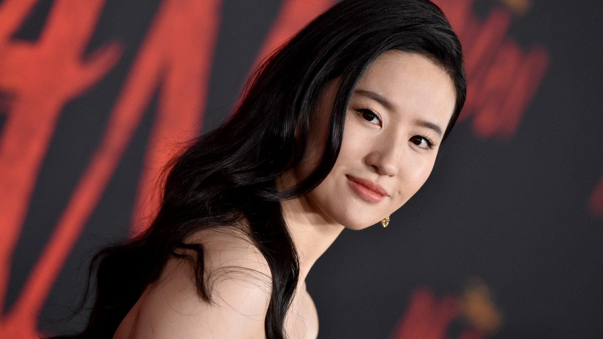 Liu Yifei, who is currently starring in 'Mulan.'