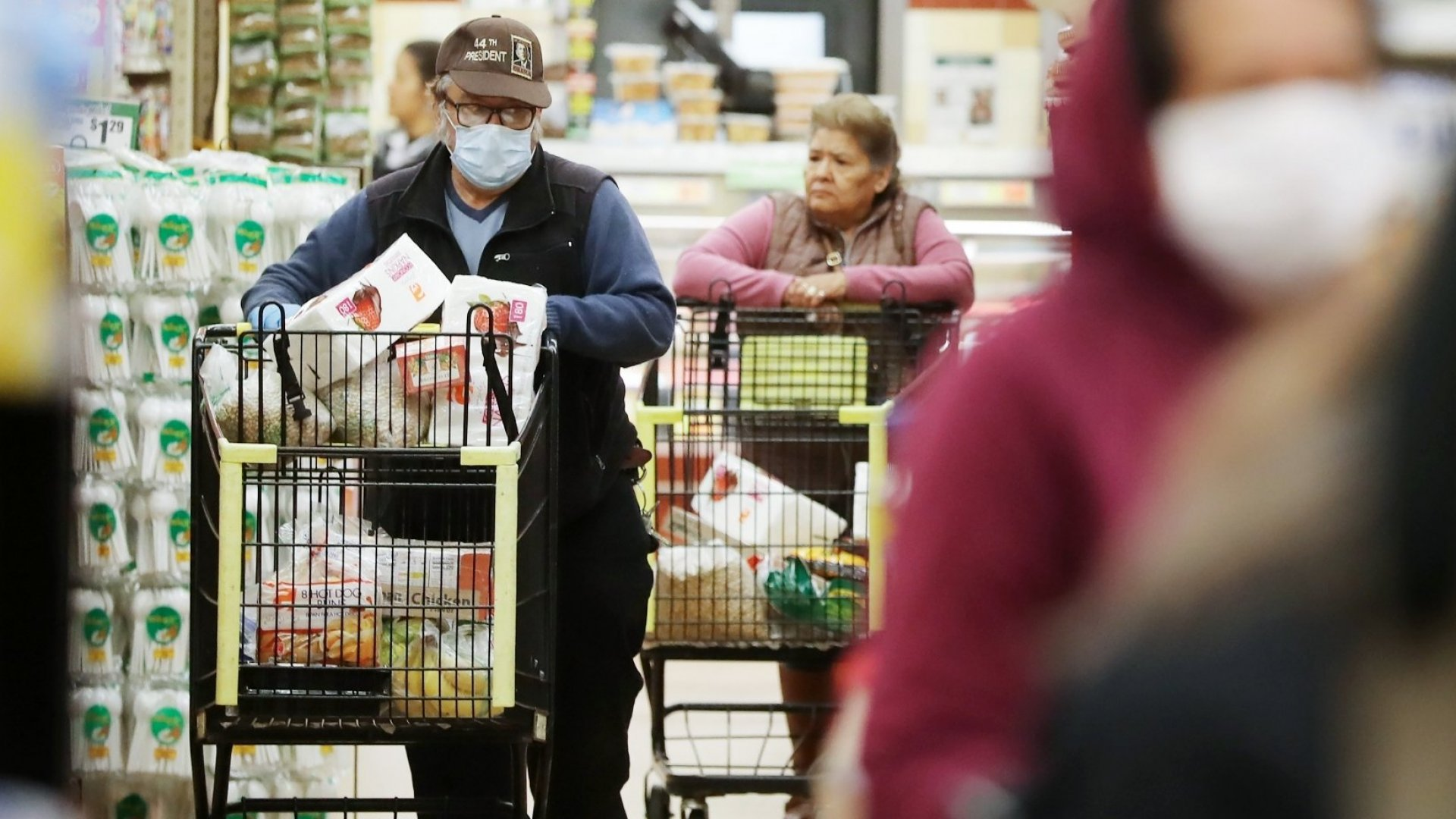 The Startup That's Keeping Supermarkets Staffed During the Pandemic