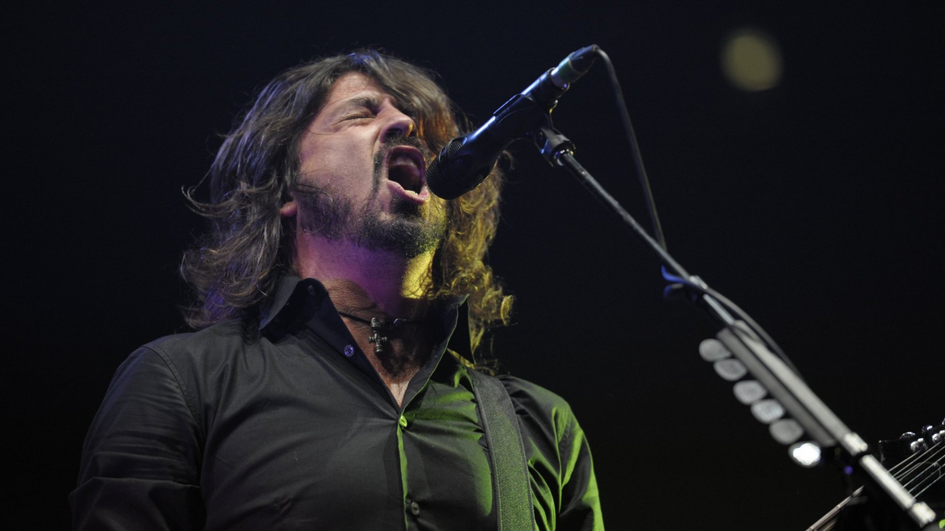 Foo Fighters Performing at the Acropolis? How 'Landmarks Live' Is Redefining Music on TV