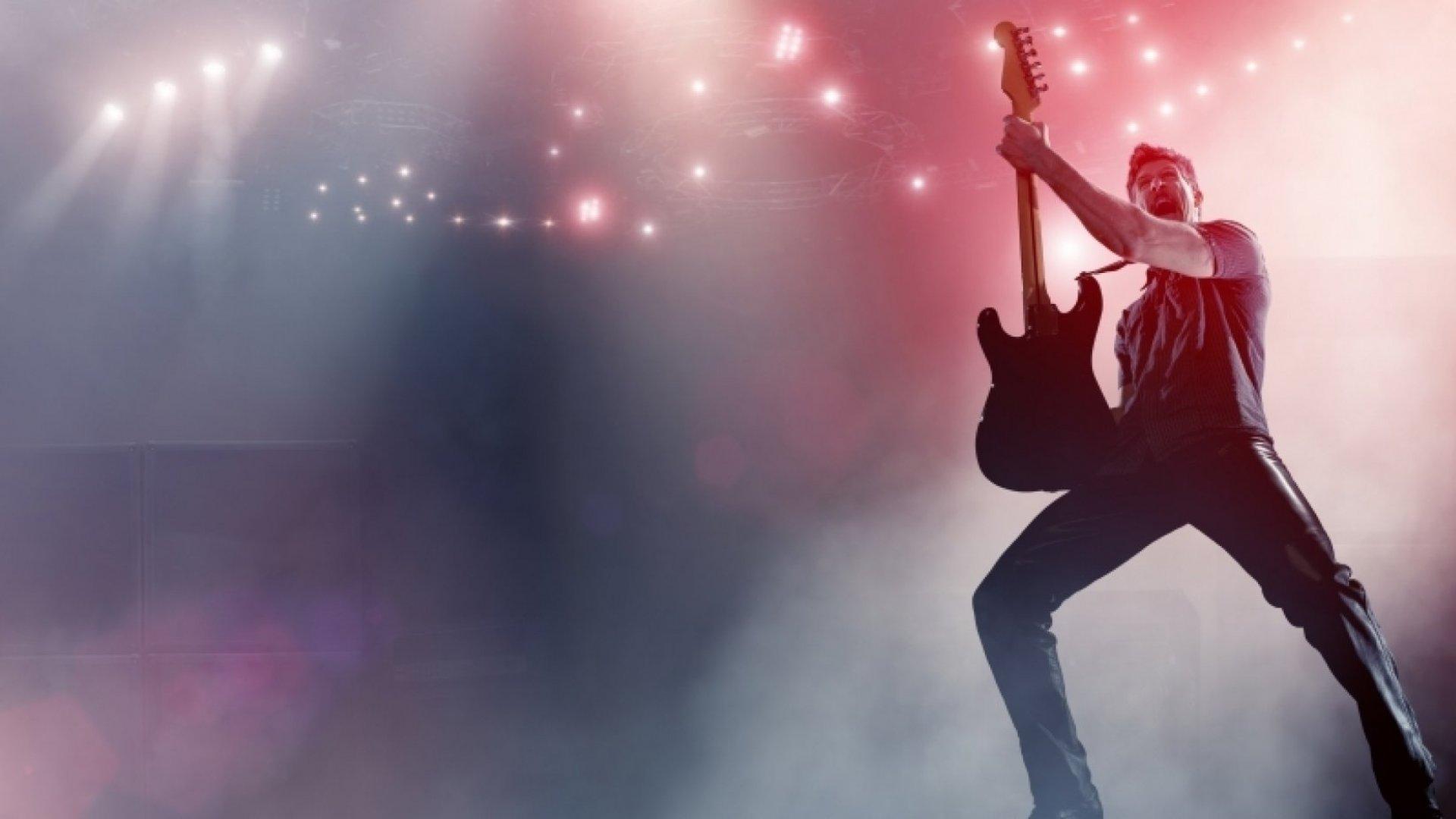 Guns N' Roses Guitarist DJ Ashba on Being a Rock Star Entrepreneur