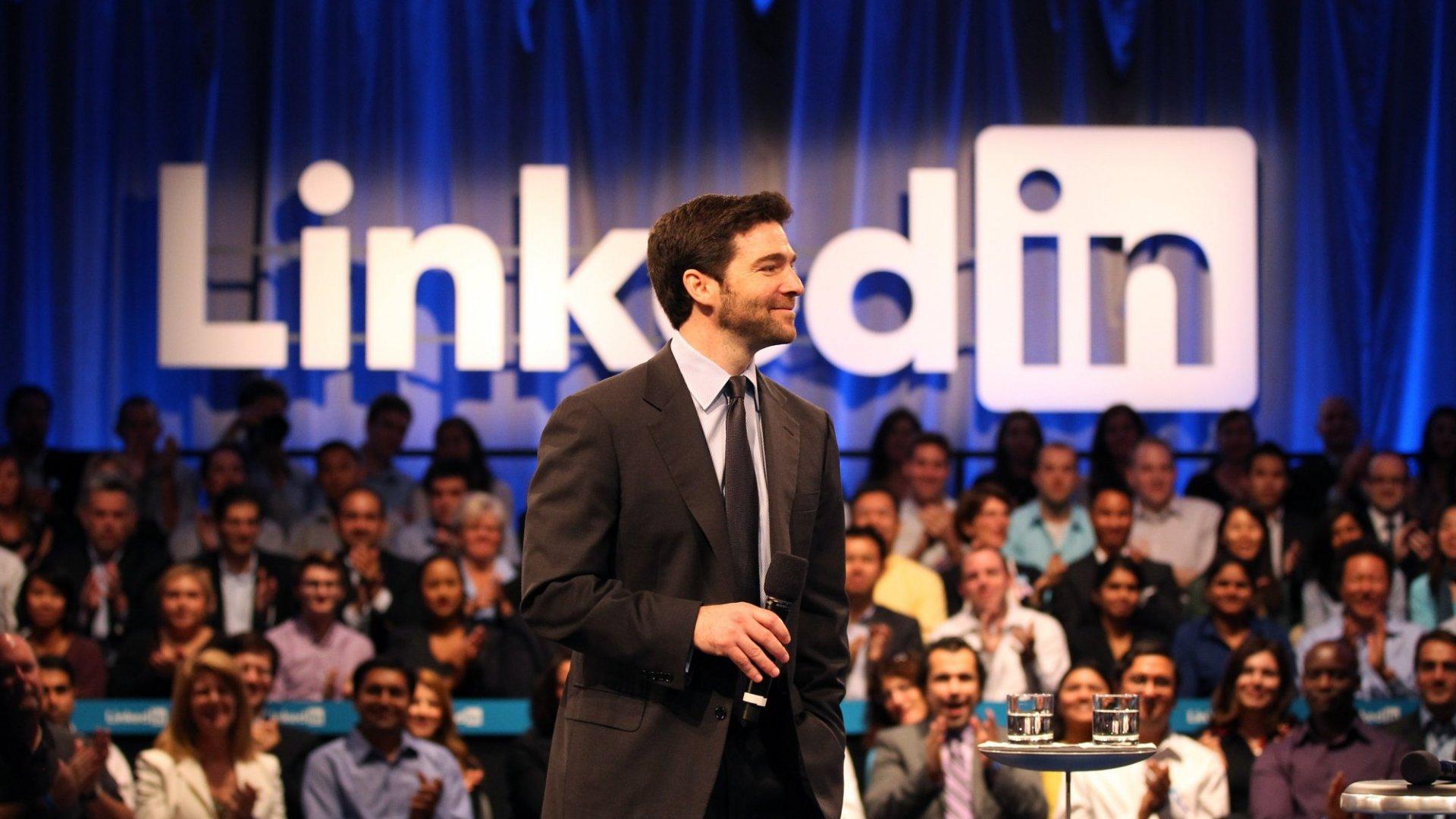 LinkedIn CEO Jeff Weiner just landed himself a new boss: Microsoft.
