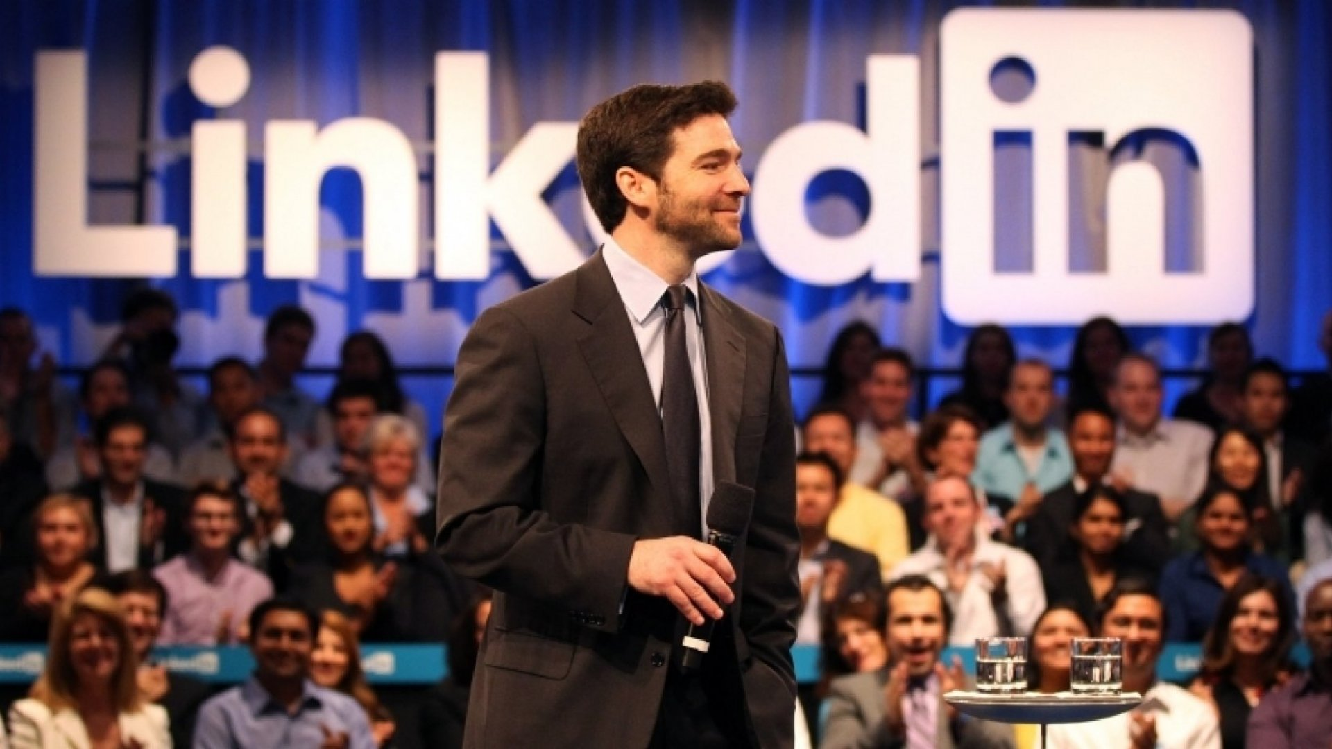 This Is How LinkedIn Is Taking Over the World