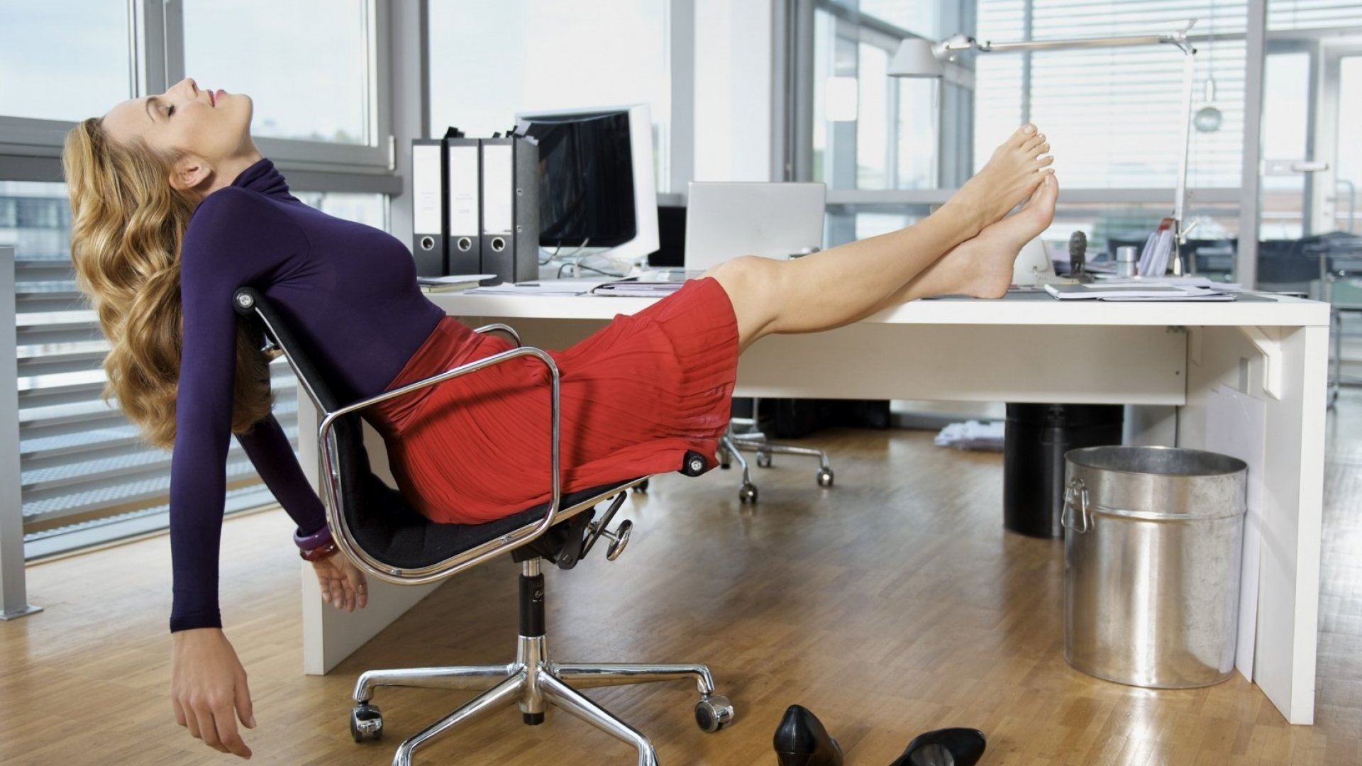 Need a Nap at Work? Here's What to Do