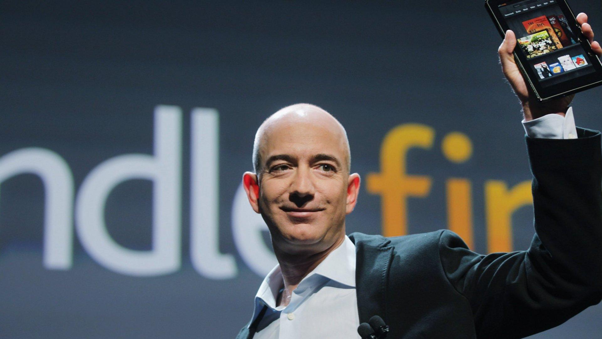 Why Newly Profitable Amazon Is Winning