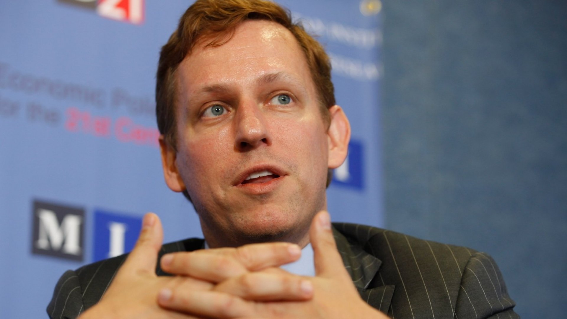 A Crazy Yet Plausible Theory About Why Peter Thiel Supports Donald Trump