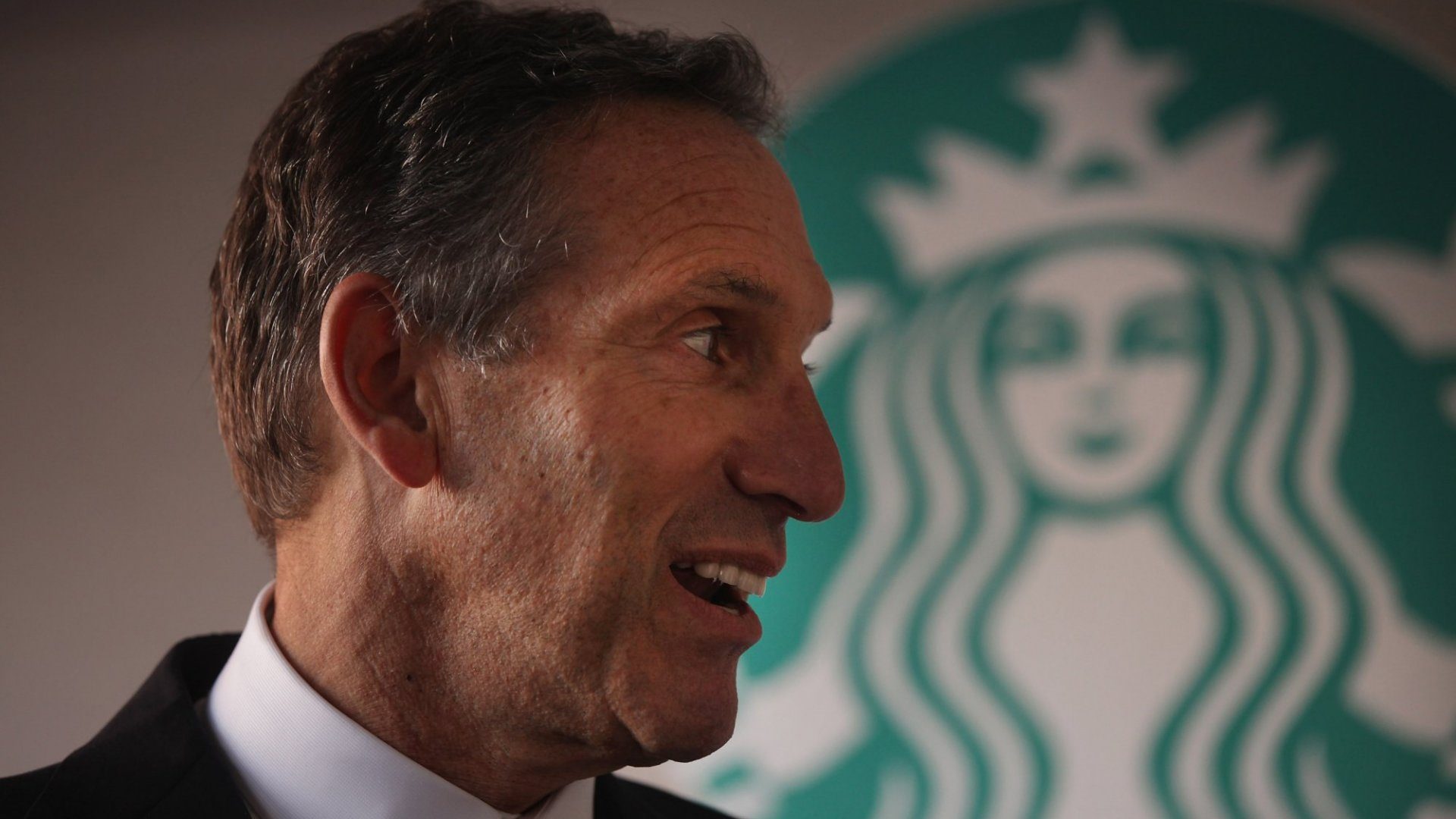 Starbucks' Howard Schultz Says Despite Rumors, He's Not Running for President