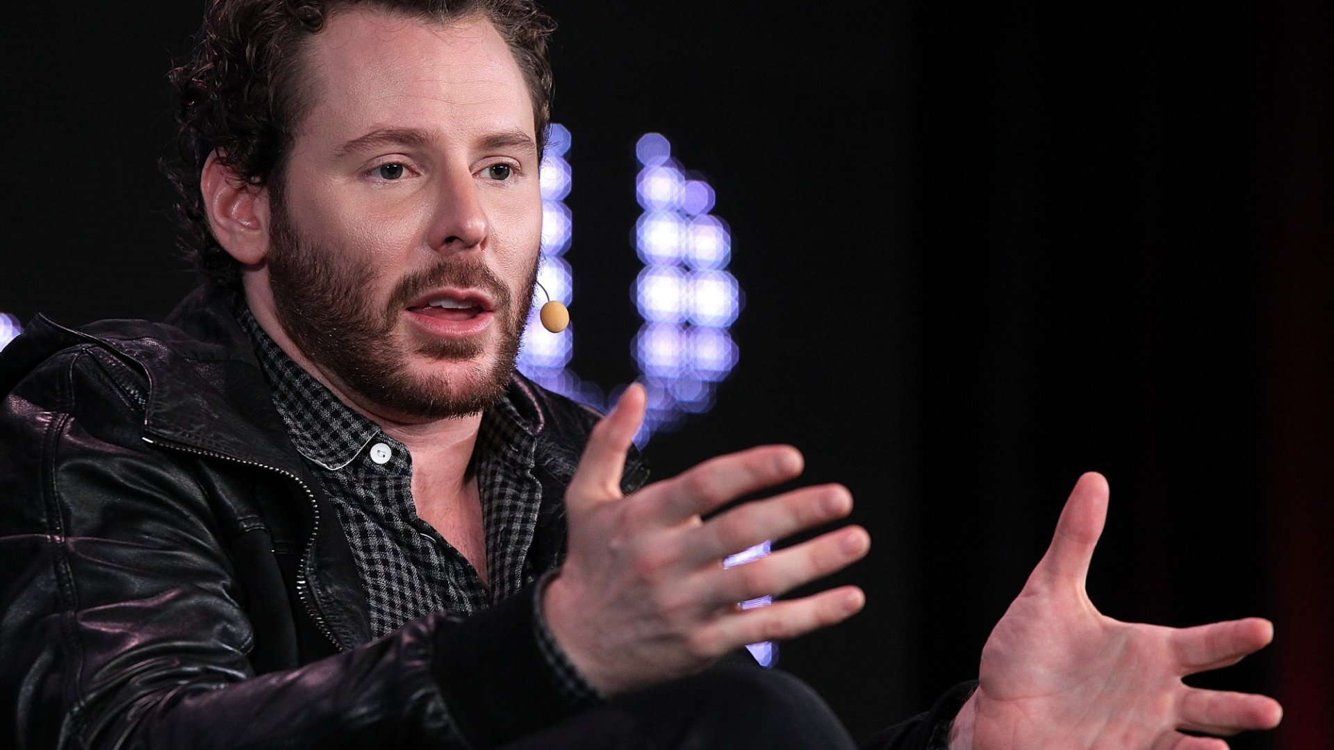 Napster Co-Founder Sean Parker Spearheads Pot Legalization Bid in California