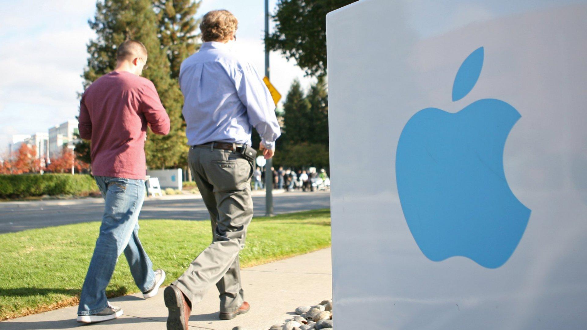 The 33 Trickiest Questions Apple Asks Its Job Applicants