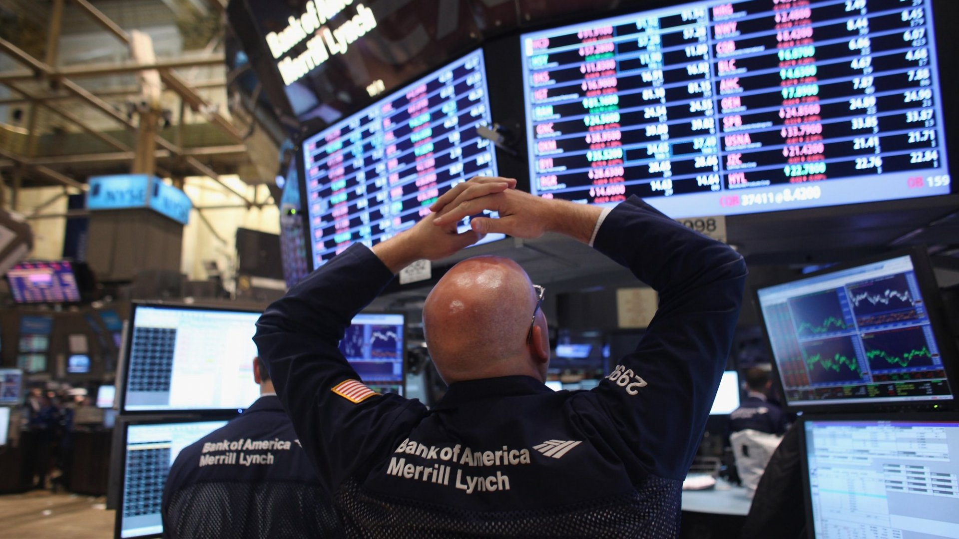 Here's Why the Stock Market Tumbled Yesterday