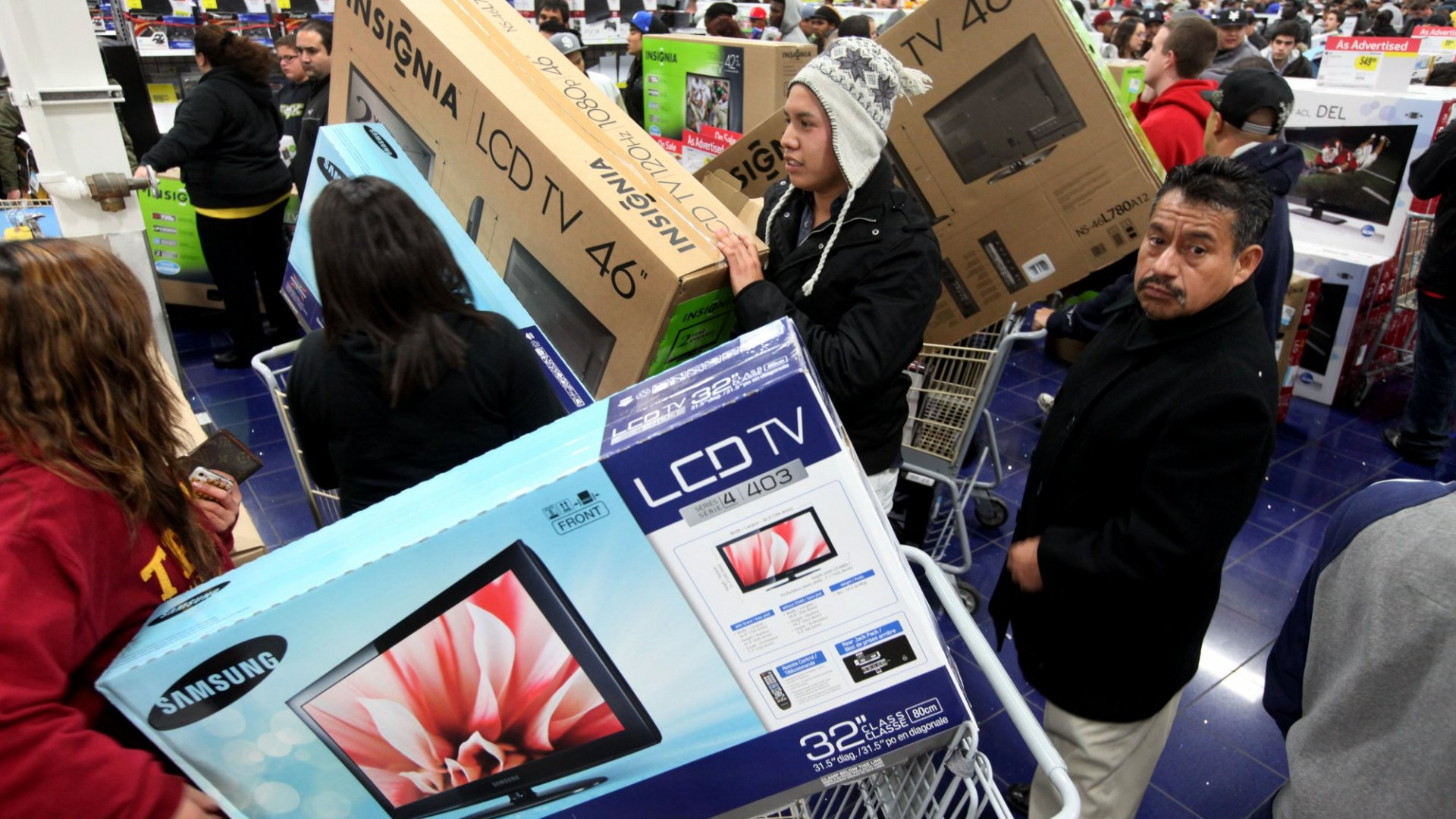 Here Are The Retailers Offering The Biggest Black Friday Deals On Tech Inc Com