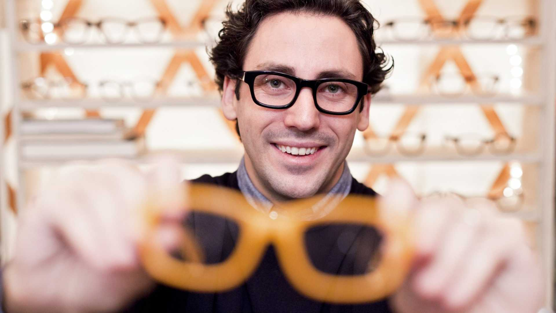 Warby Parker co-founder Neil Blumenthal built an empire by disrupting the institutional players in the eyeglass industry. But can other startups emulate Warby's success?