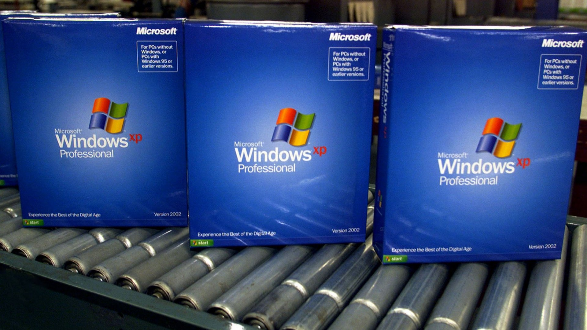 Microsoft Has Ignored Windows XP for Years. This New Nasty Bug Could Wreak Havoc on Millions of Users