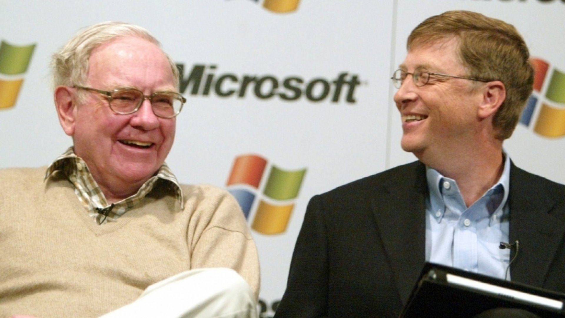The Road to Success: An Interview With Bill Gates and Warren Buffett