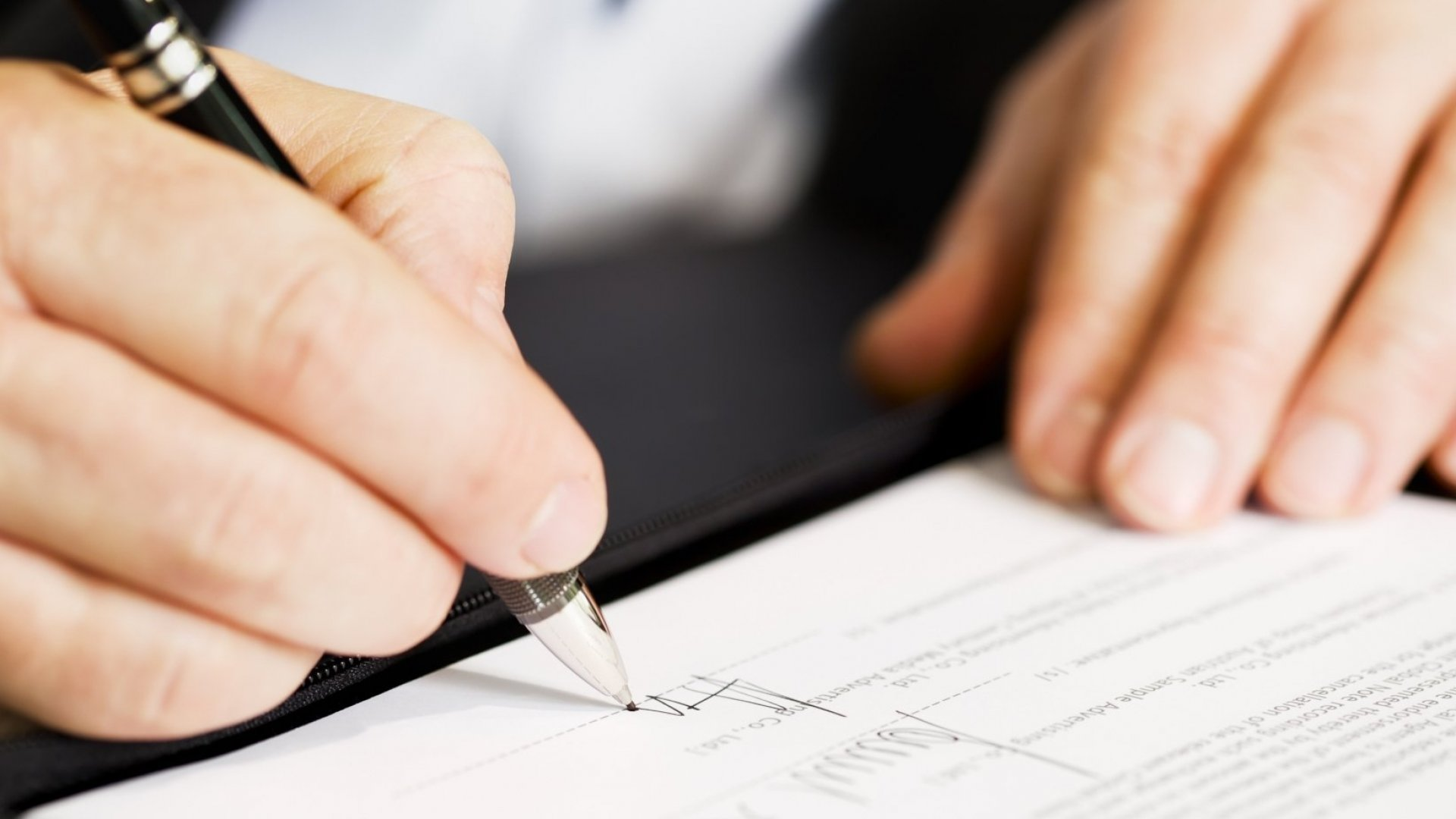 4 Things You Need to Know Before Asking a New Employee to Sign a Nondisclosure Agreement