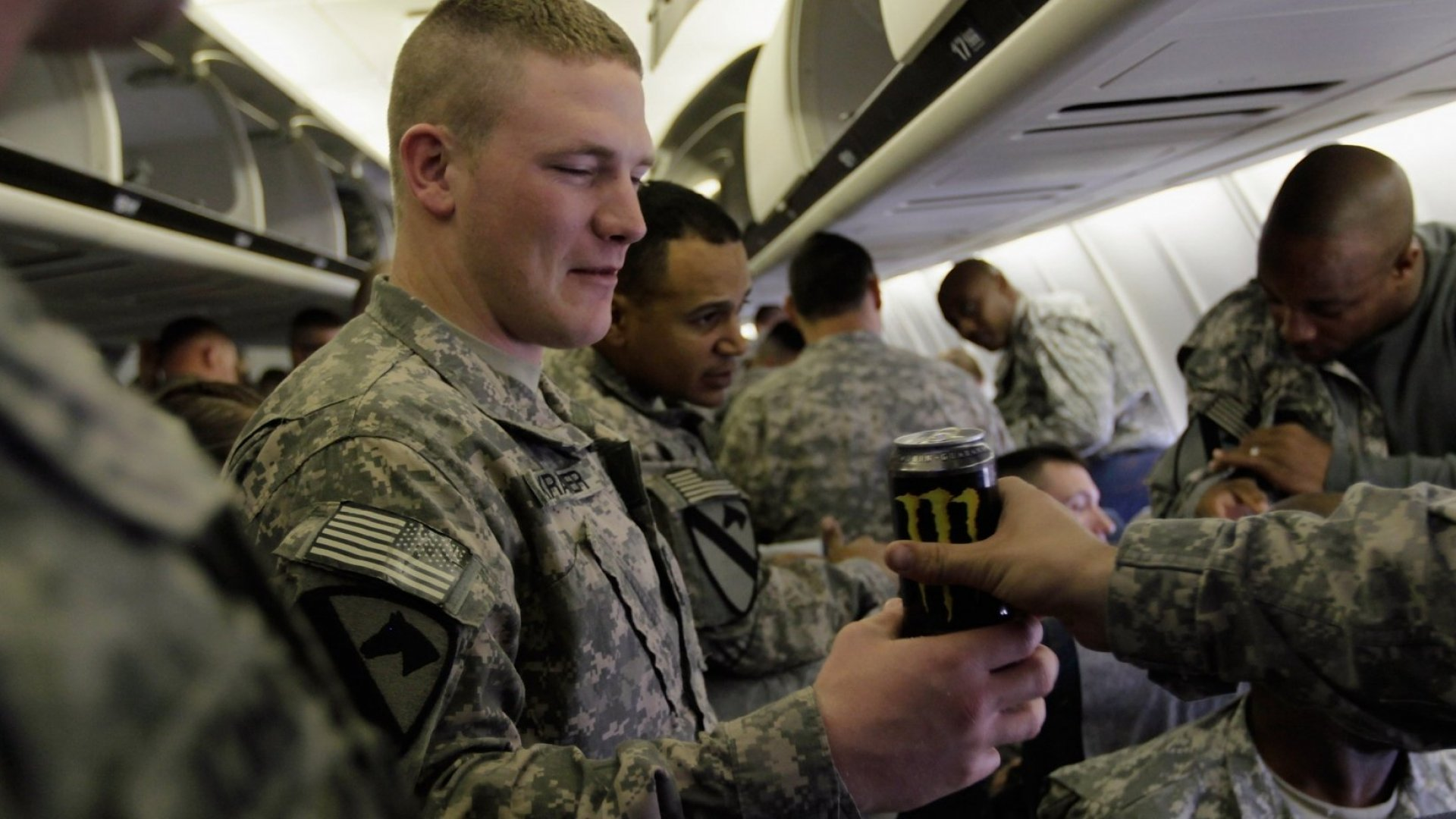 Here's Why the Army Told Soldiers to Cut Down on Energy Drinks (and You Should Too)