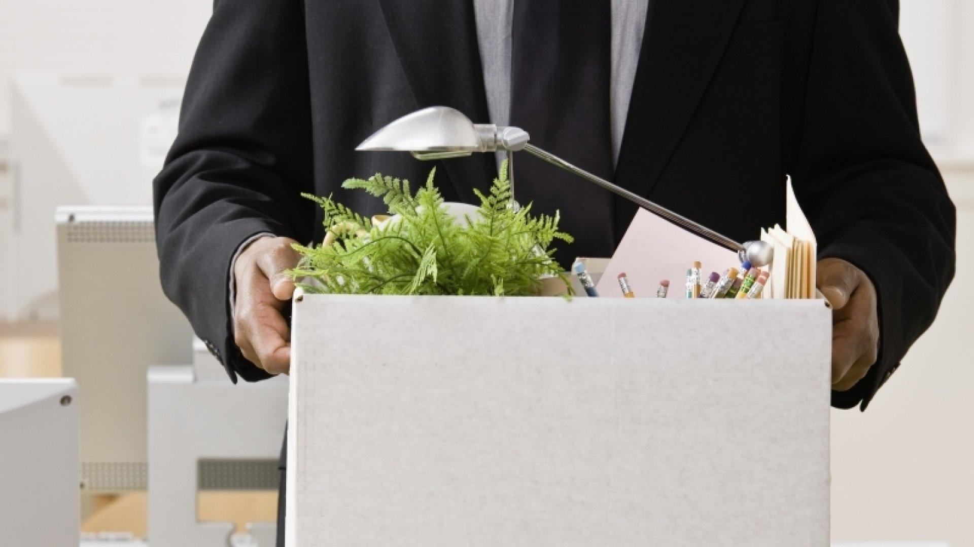 The 5 Steps You Must Follow Before Firing an Employee