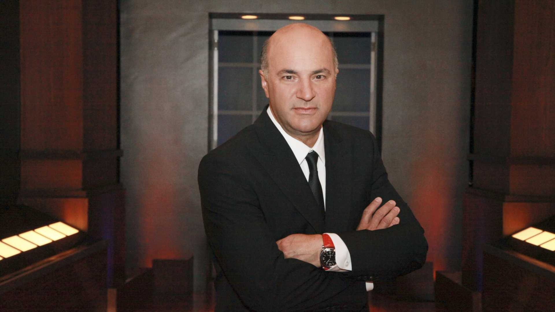 Kevin O'Leary's Top 5 Tips on How to Become a Stellar Salesperson