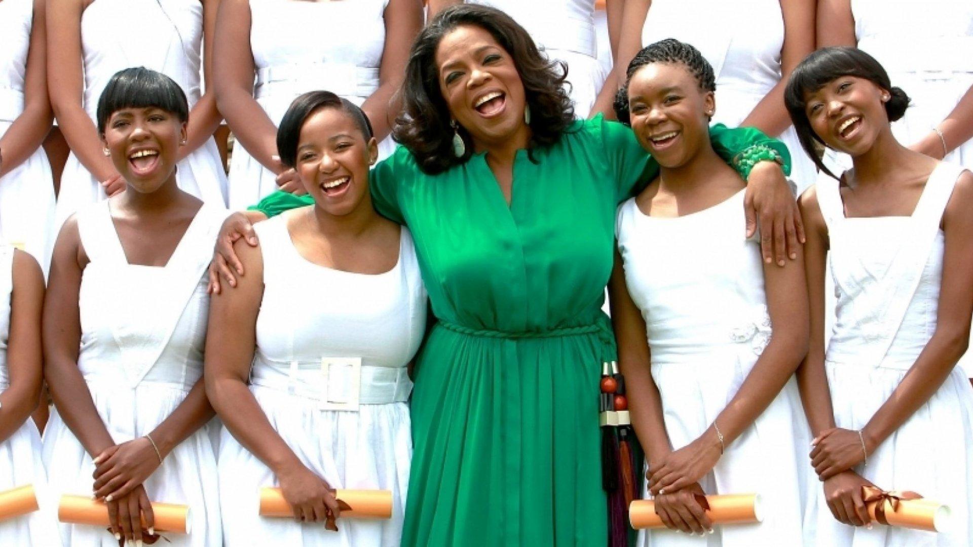 Own It: 7 Ways Oprah Creates Personal Power