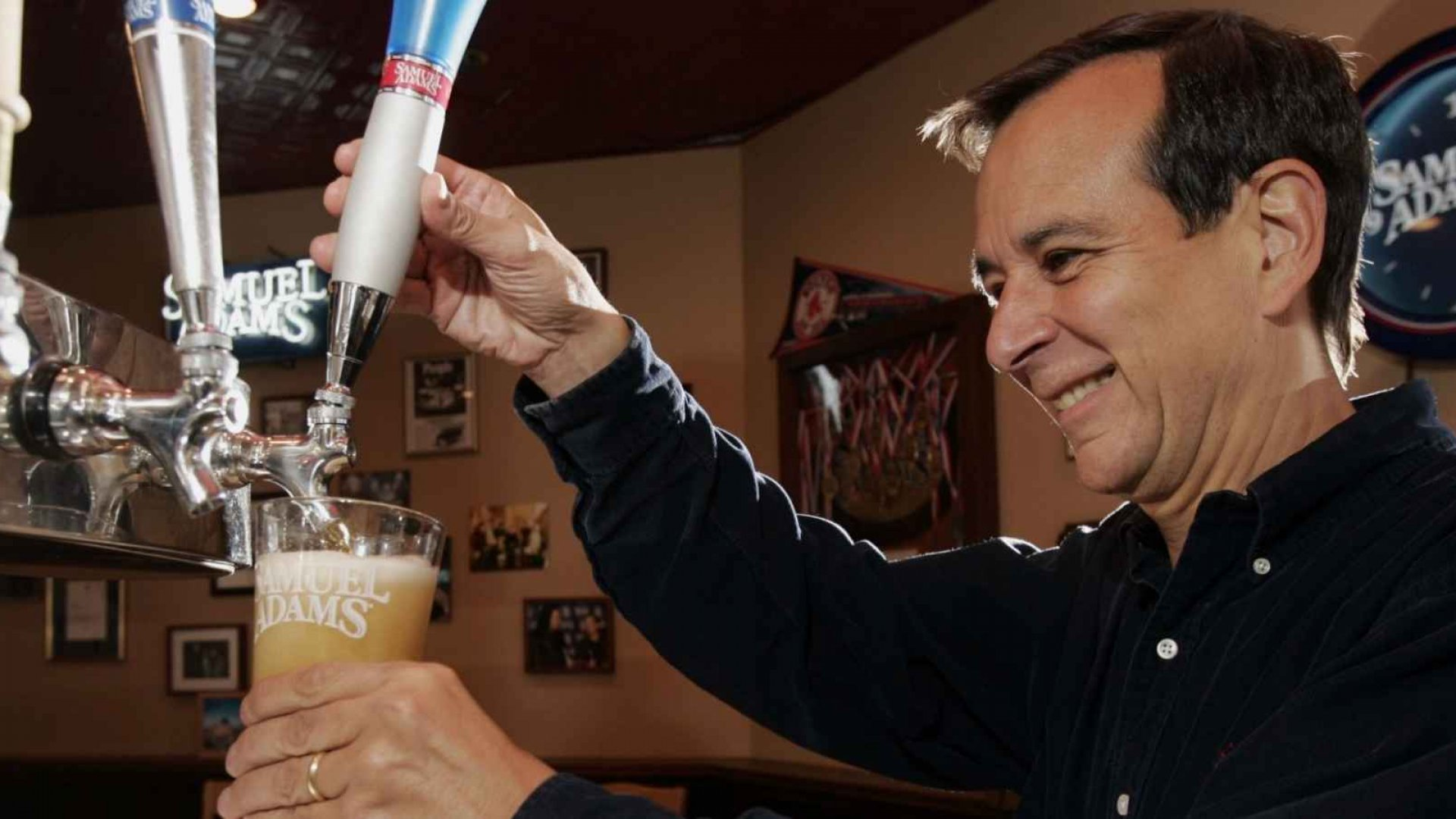 How Jim Koch Built Boston Beer Into a $2 Billion Company He Loves