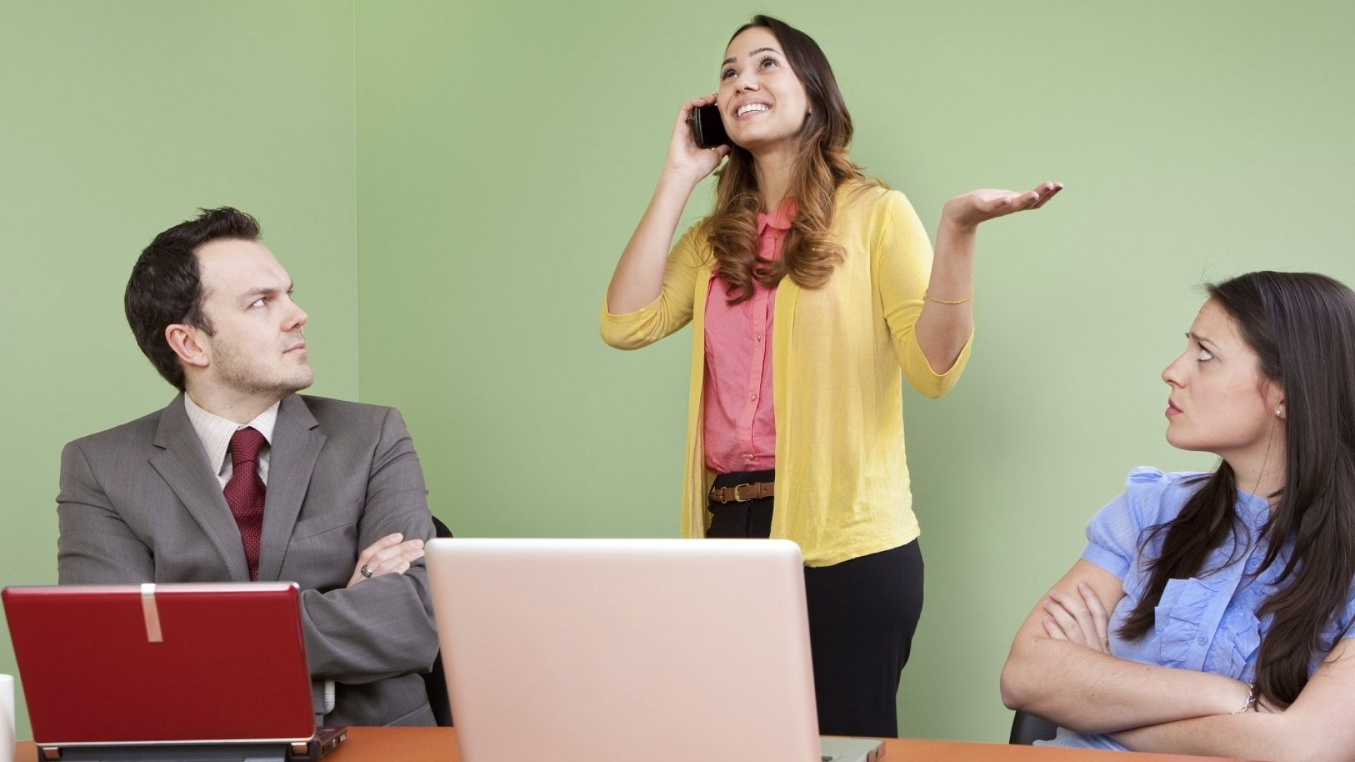 5 Most Annoying Etiquette Violations in a Co-Working Space