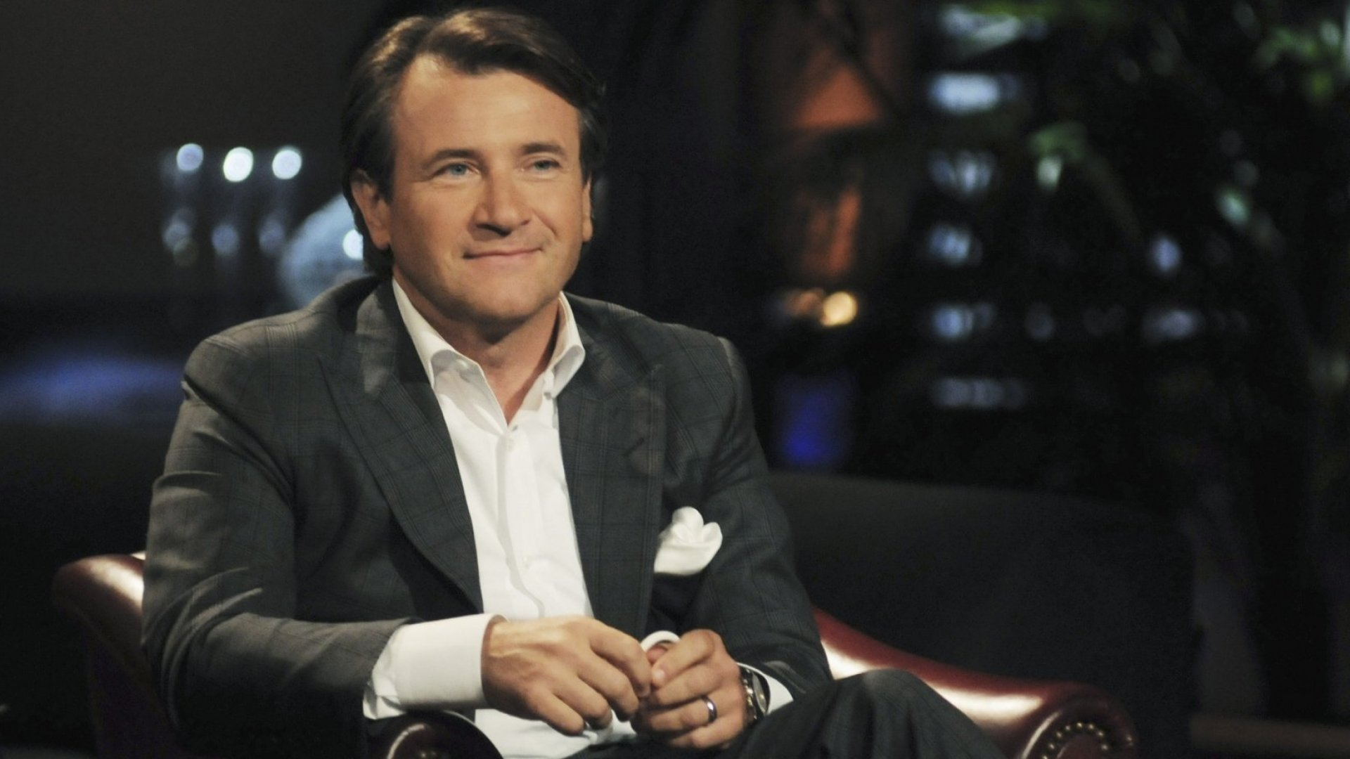 Why Shark Tank's Robert Herjavec Went All In for Tech Startup BrandYourself
