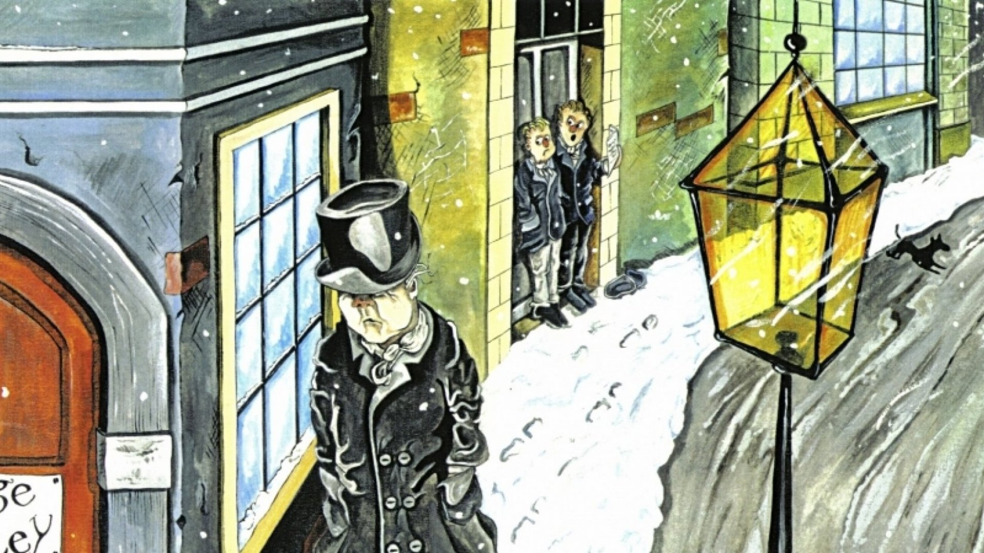 Leadership Lessons From Dickens's 'A Christmas Carol'