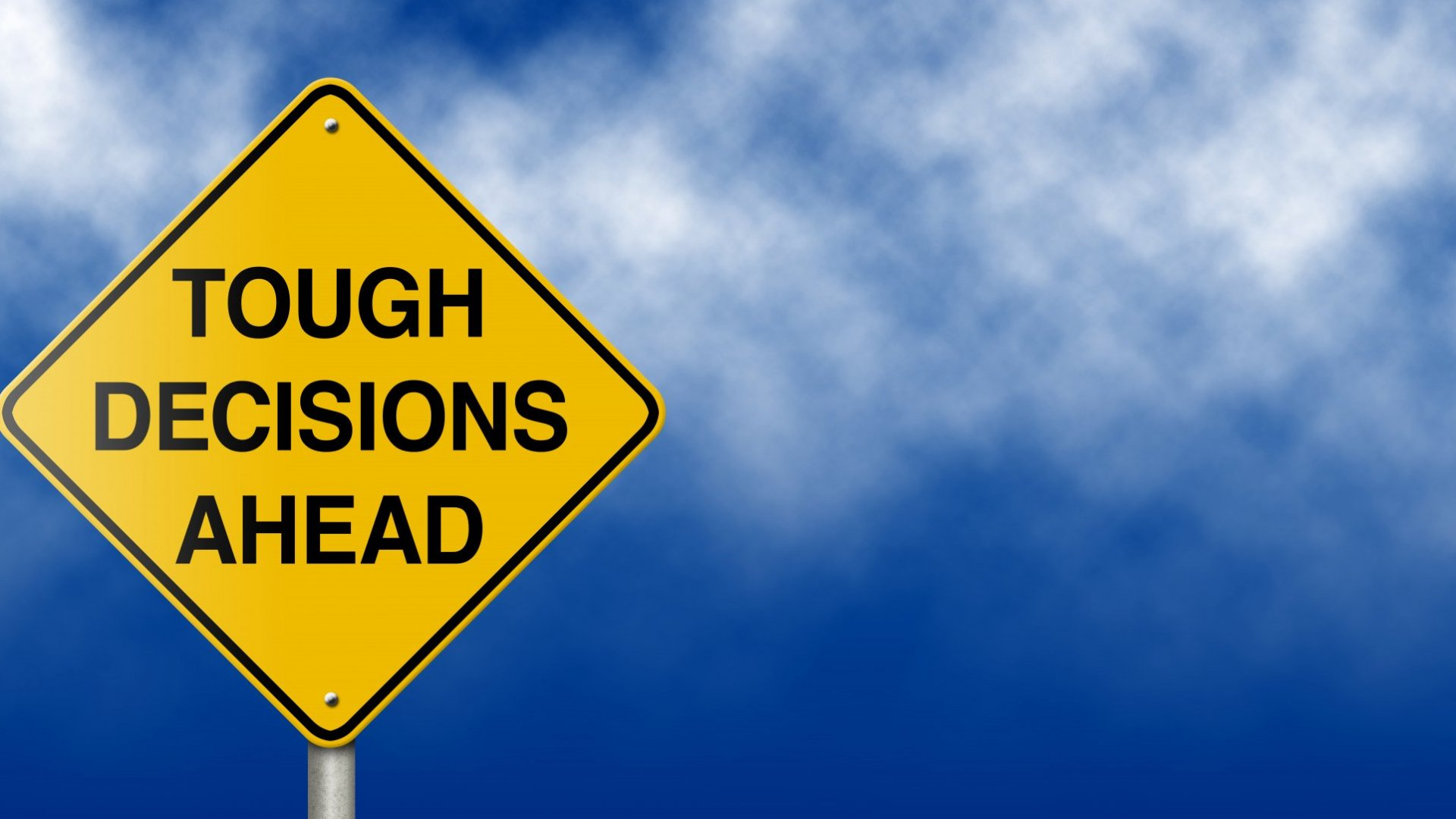 Want to Be a Better Decision-Maker? Just Follow These 3 Guidelines