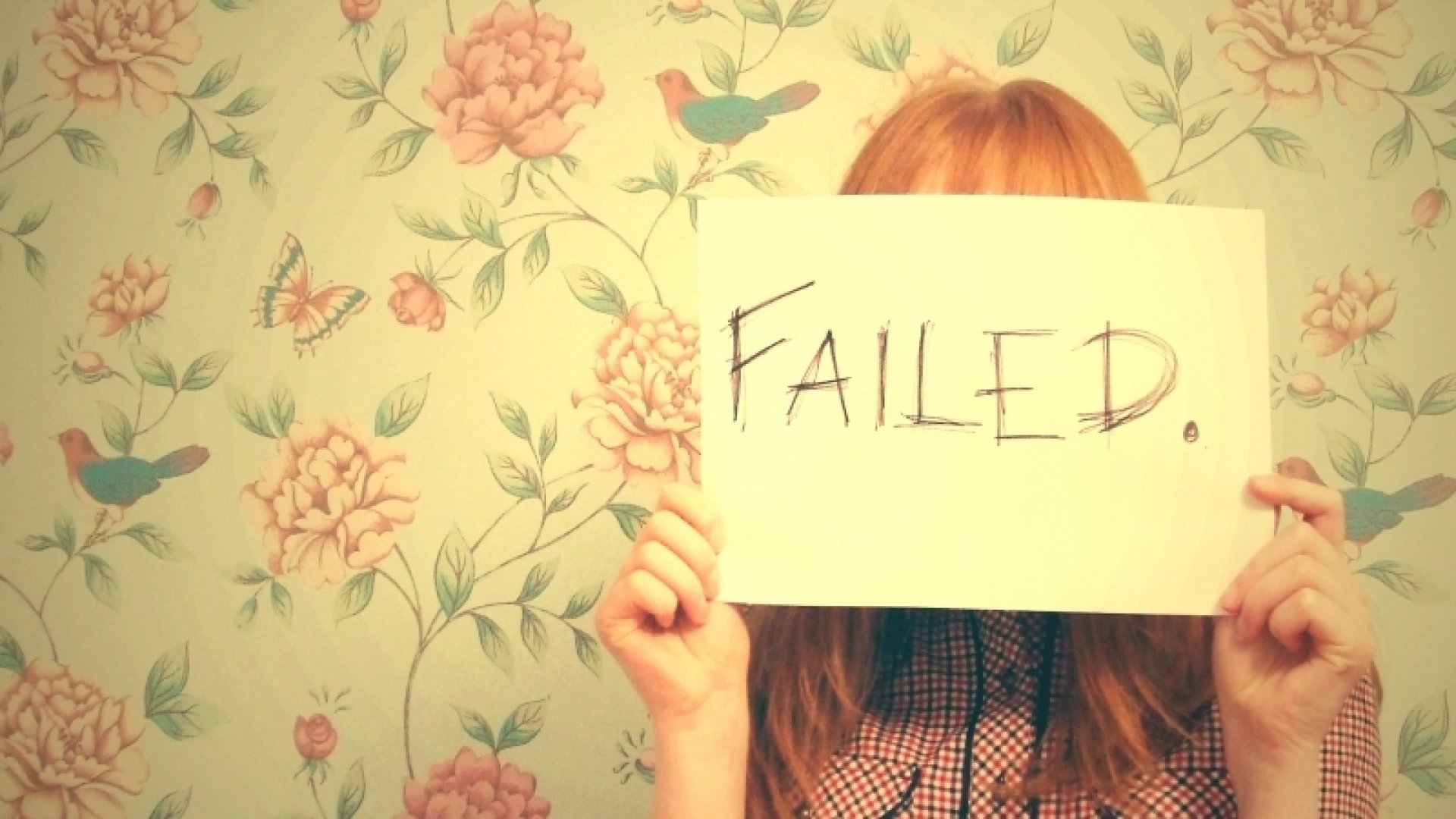 What Entreprenuerial Fear and Failure Look Like