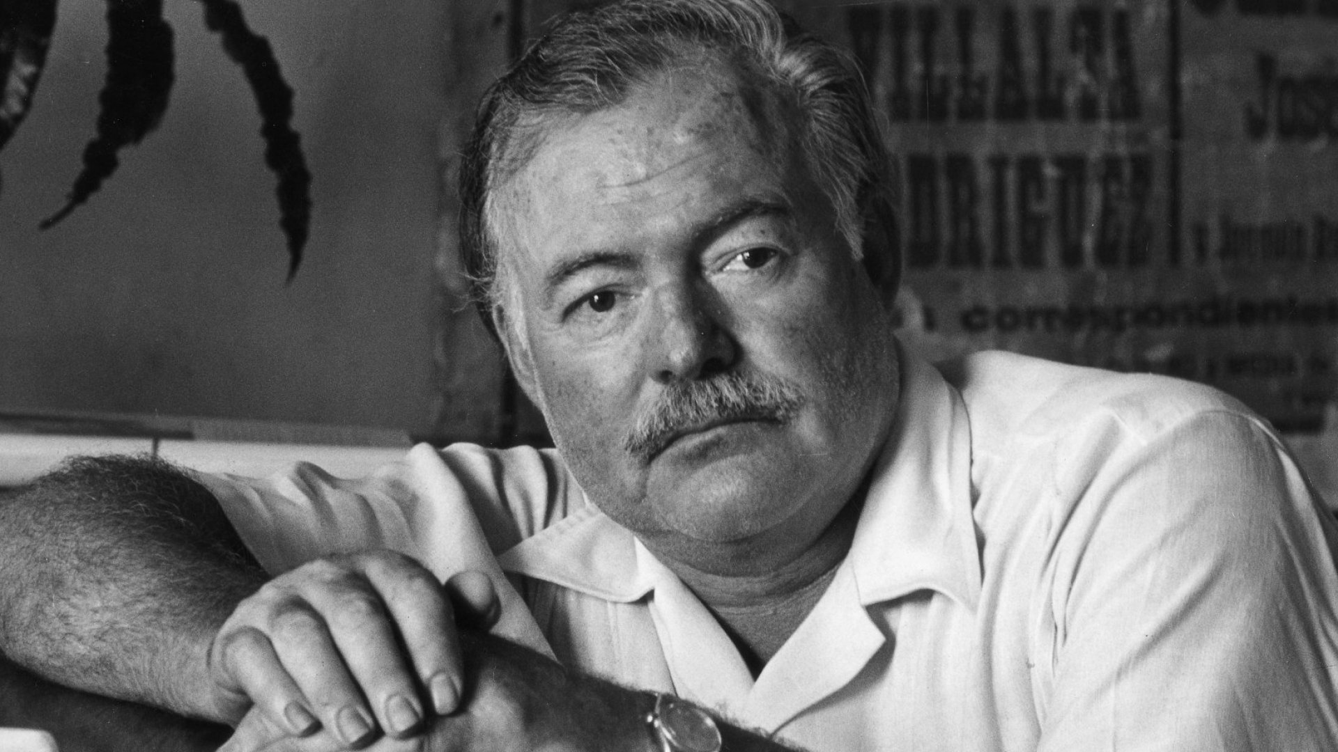 Ernest Hemingway's Best Tips on Writing