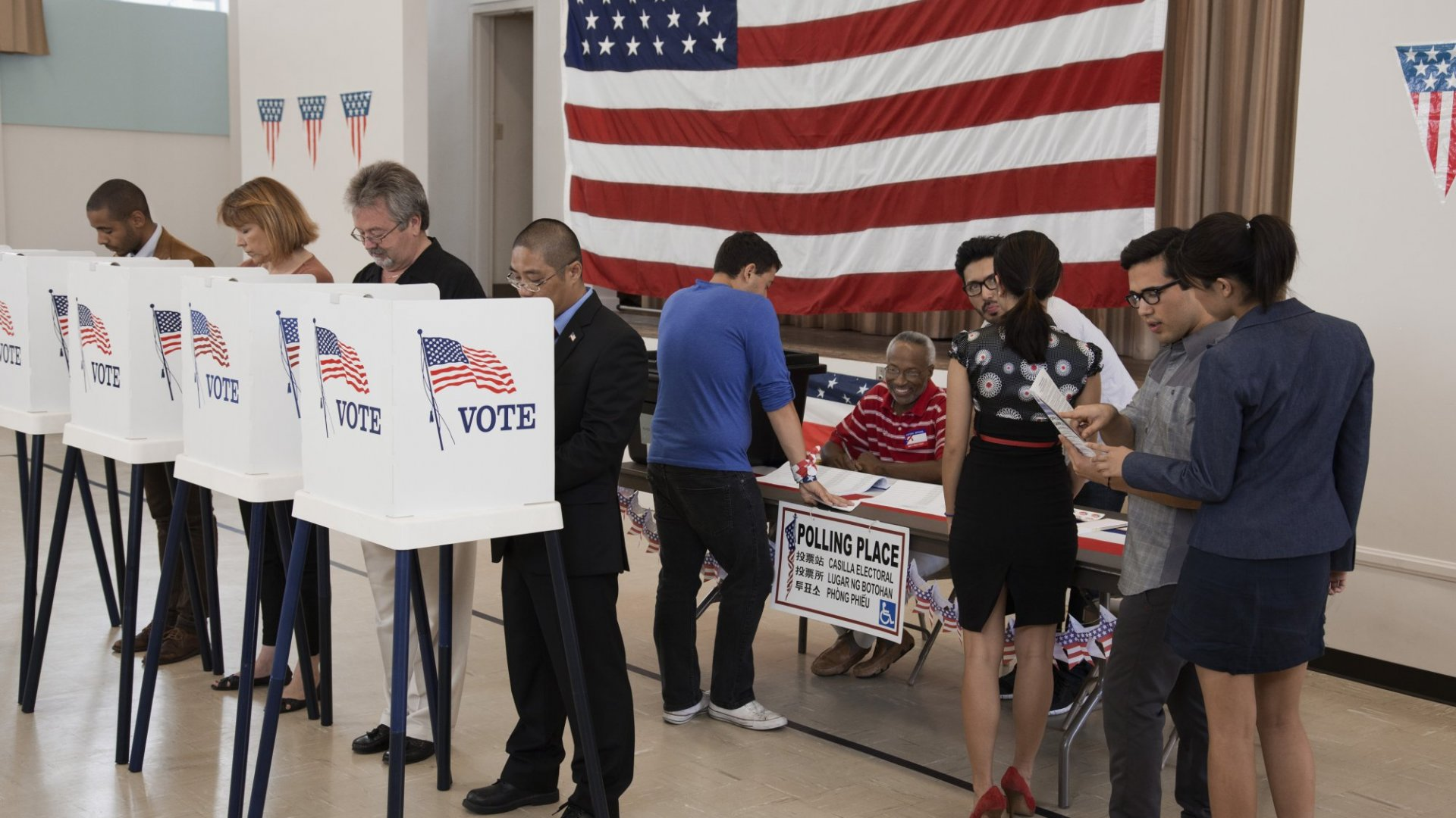 7 Startups That Could Bring Election Day Into the 21st Century