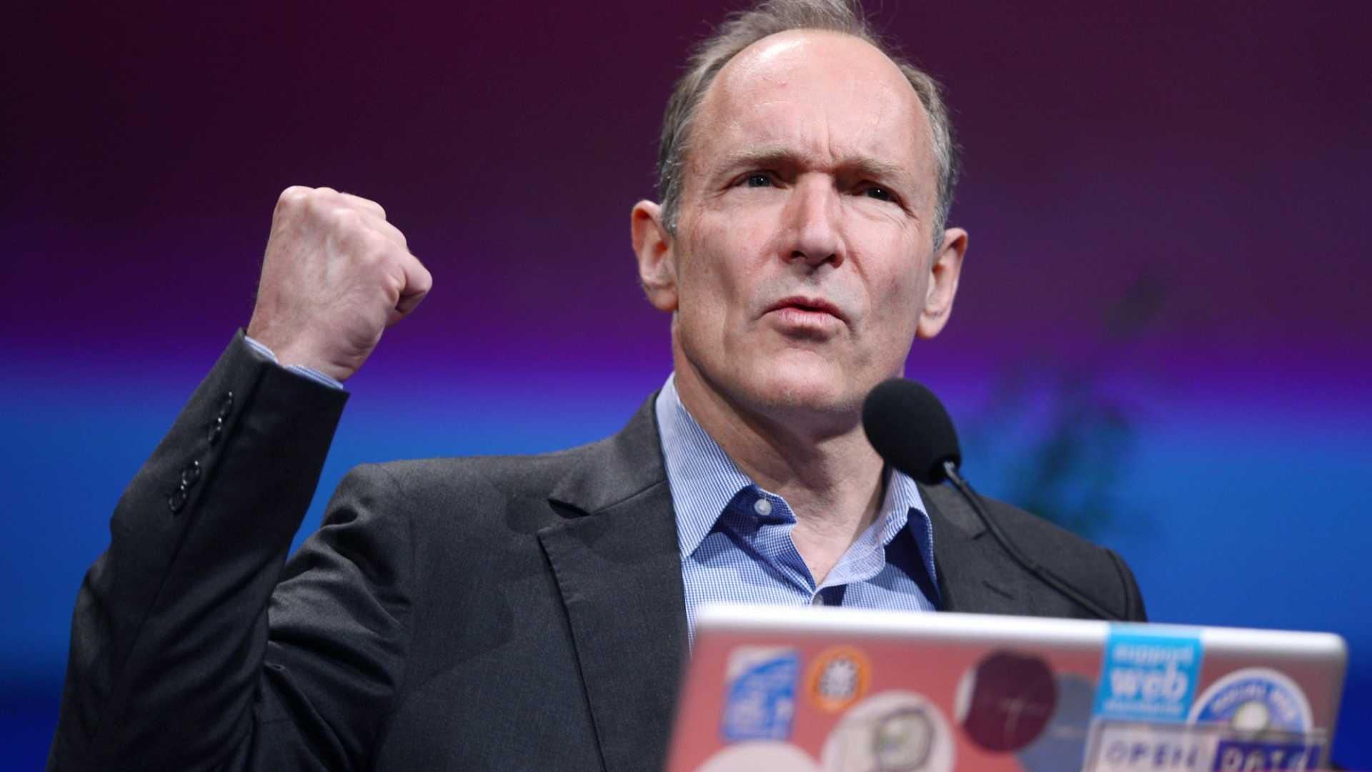 Tim Berners-Lee, the Inventor of the Web, Has Launched a New Startup