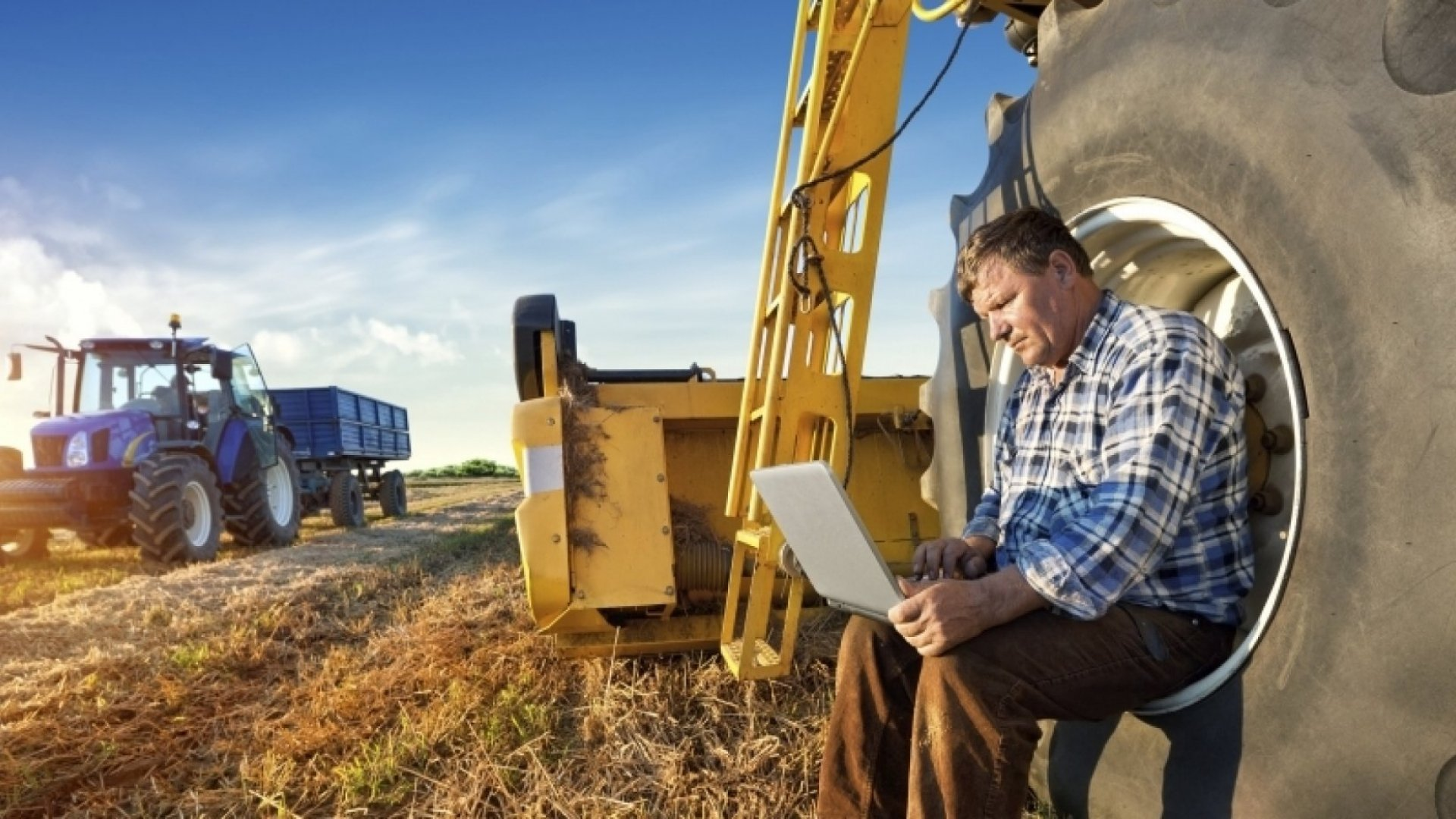 How Farmers Are Harvesting Big Data