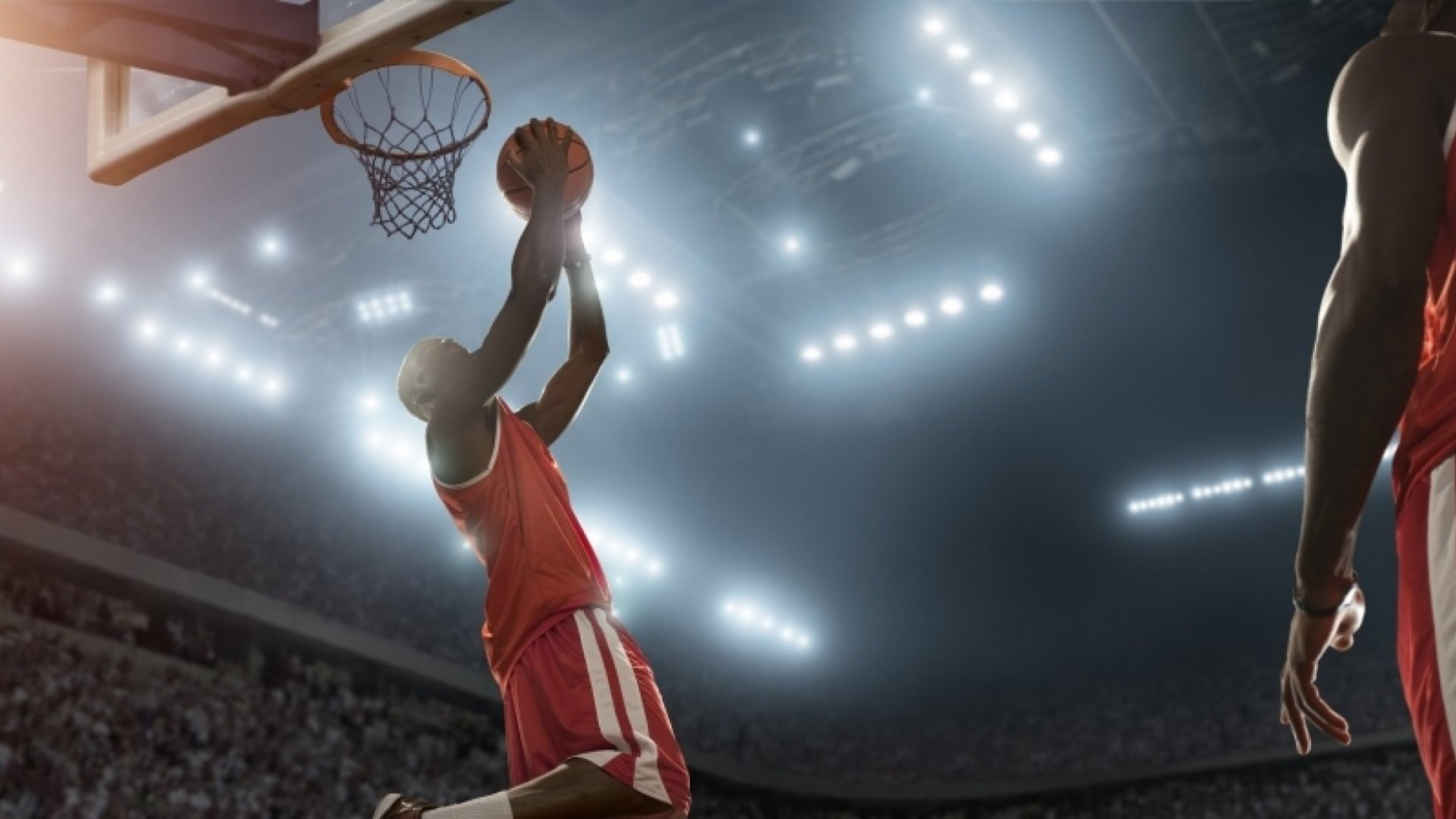 The Internet of Things Is Hitting the Hard Court