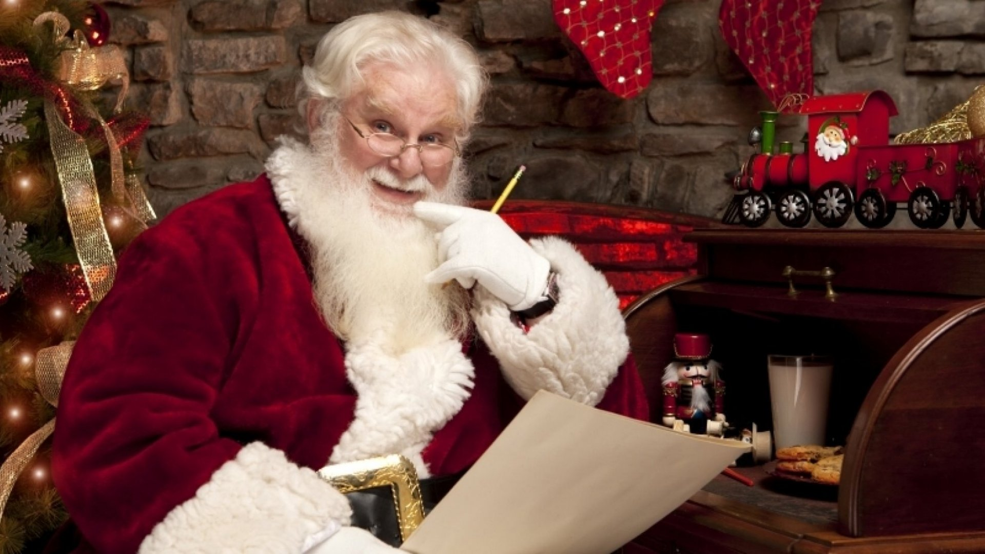 10 Timeless Leadership Gifts From Santa Claus
