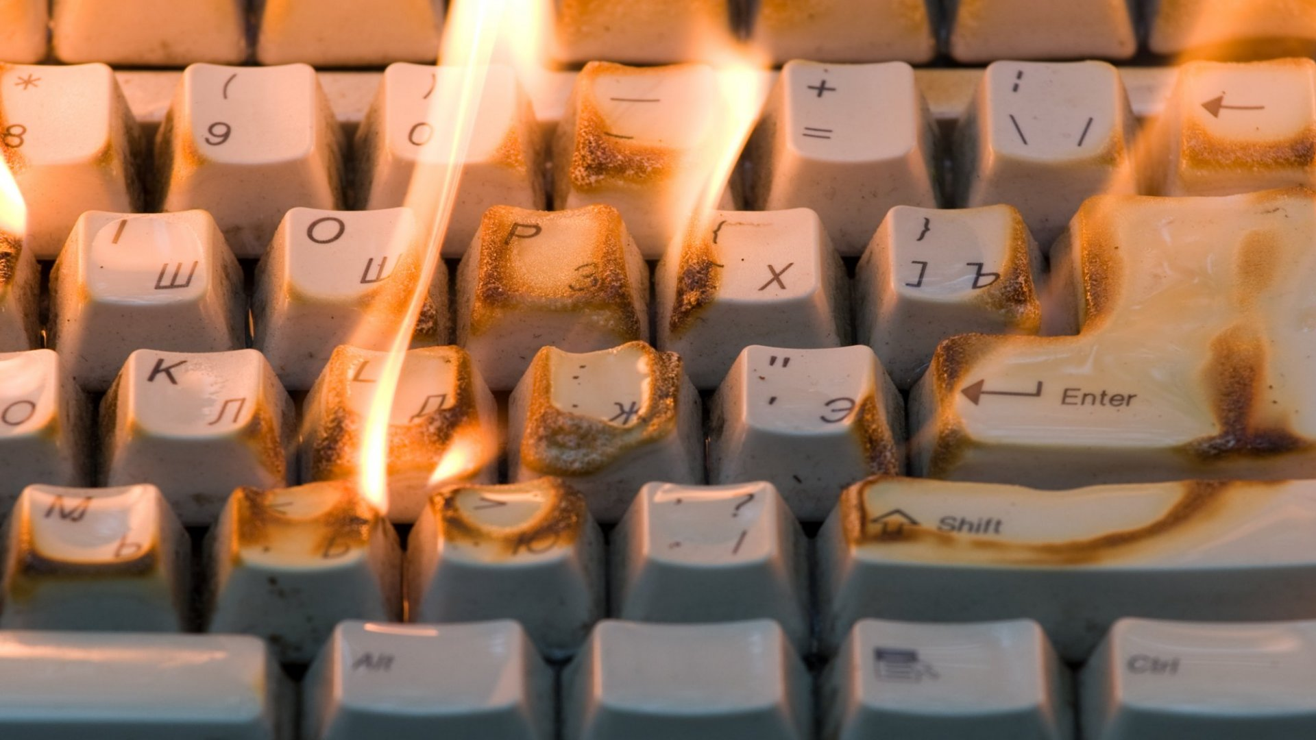 Why You Need to Throw Your Keyboard in the Trash Immediately