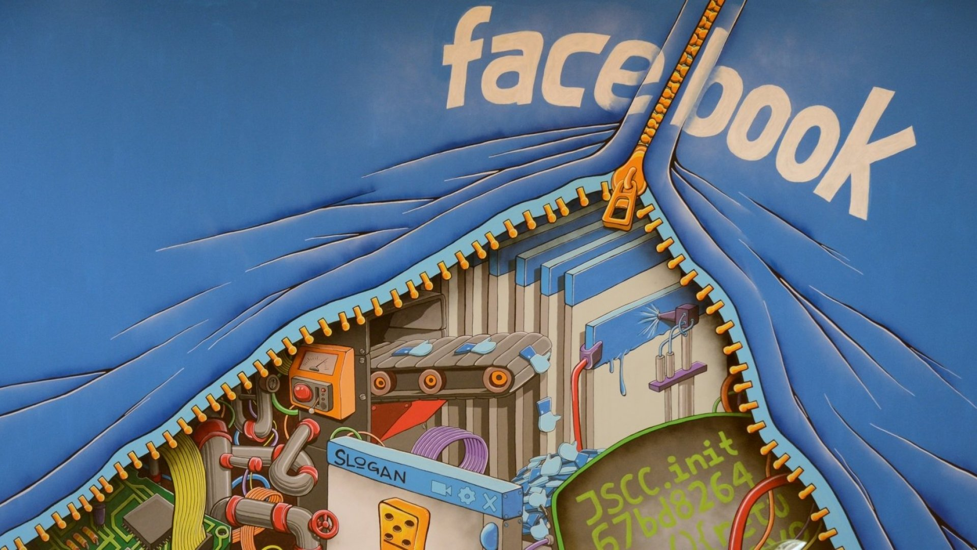 11 Insanely Cool Benefits for Facebook Employees