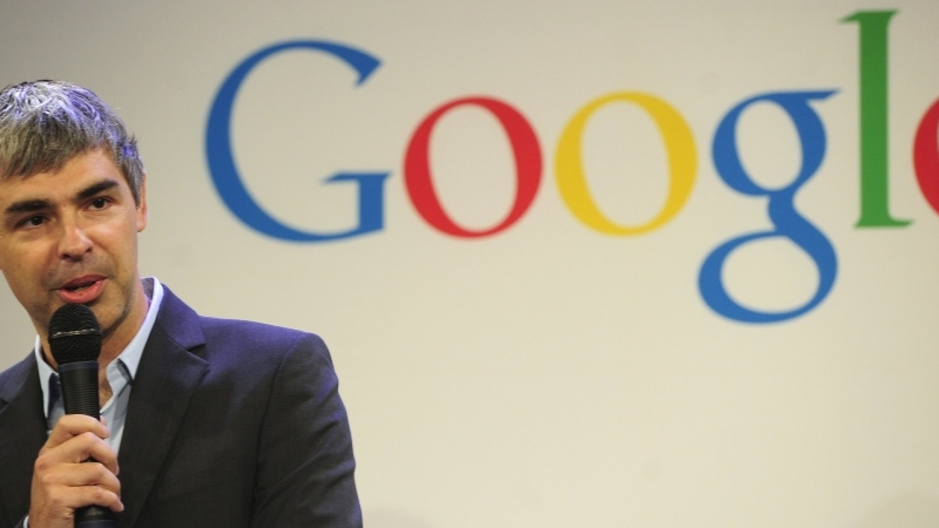 How To Make Sure You're On Larry Page's 2015 Wish List