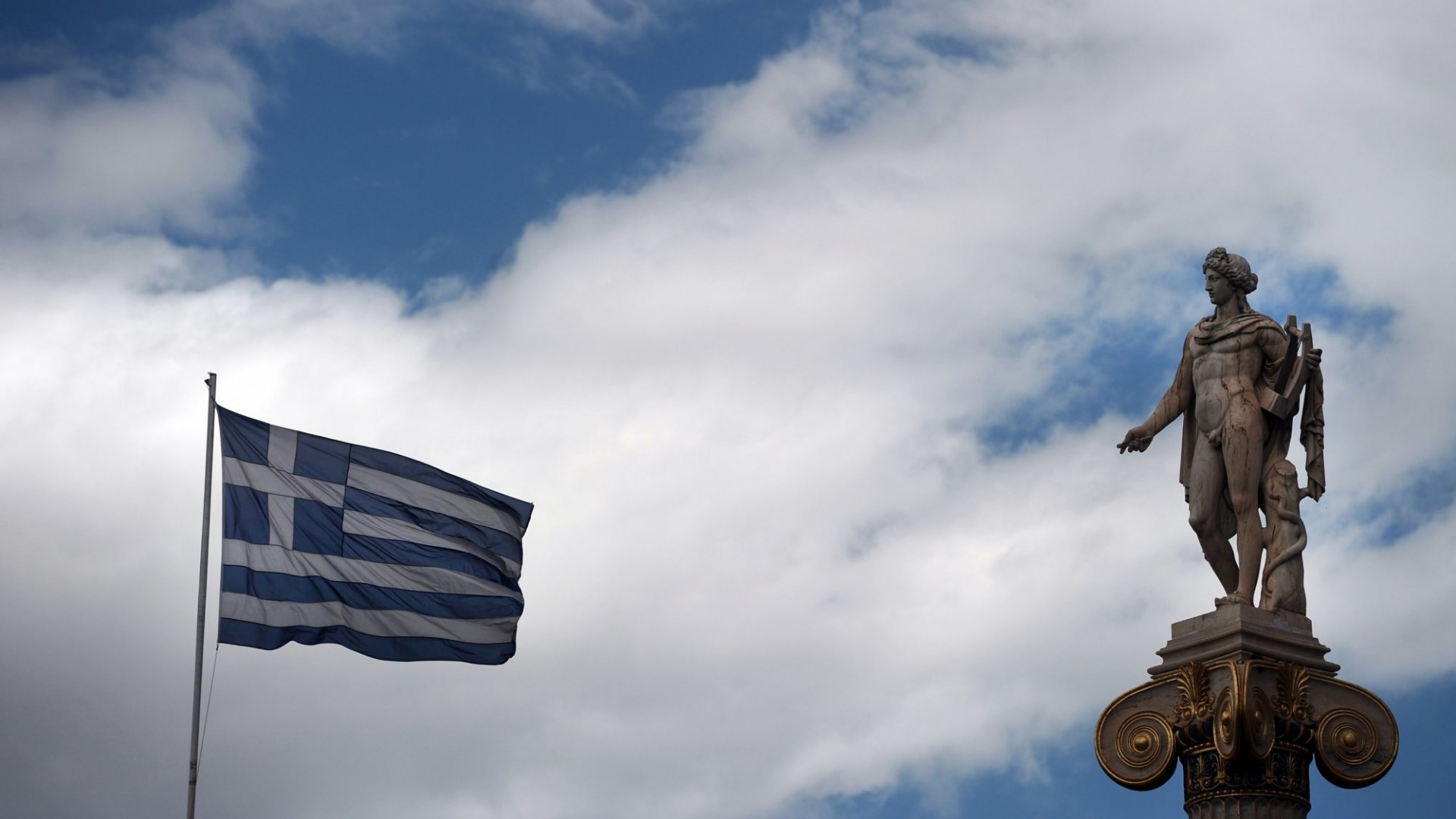 This Is the Man Who Started an Indiegogo Fund for Greece