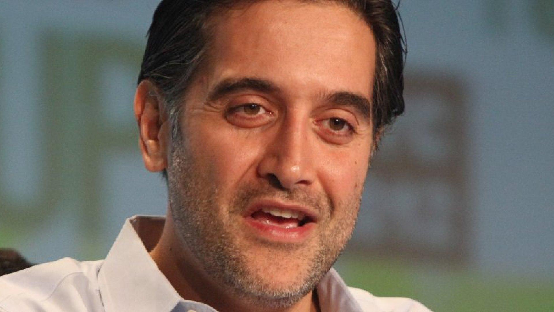 ZocDoc Co-Founder Cyrus Massoumi on Letting Your Ideas Evolve