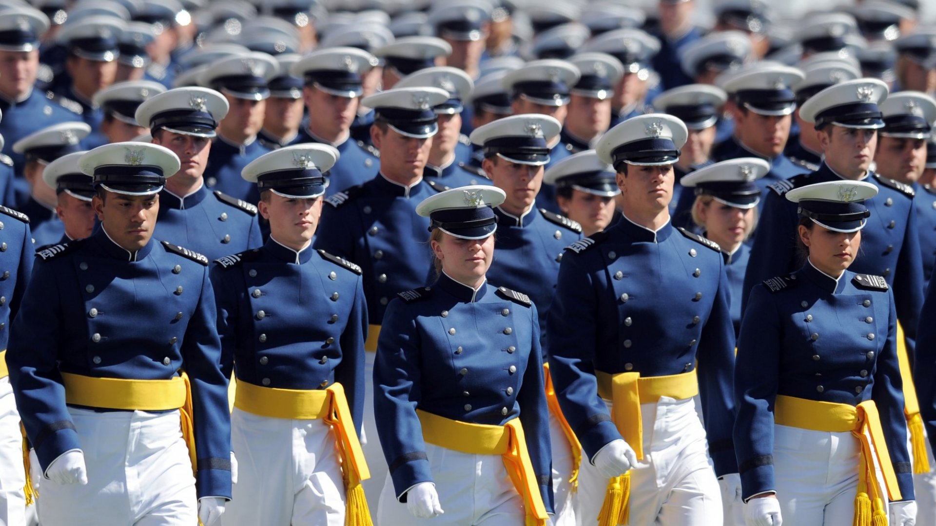 The Superintendent Of The Air Force Academy Just Gave A Master Class On How To Lead
