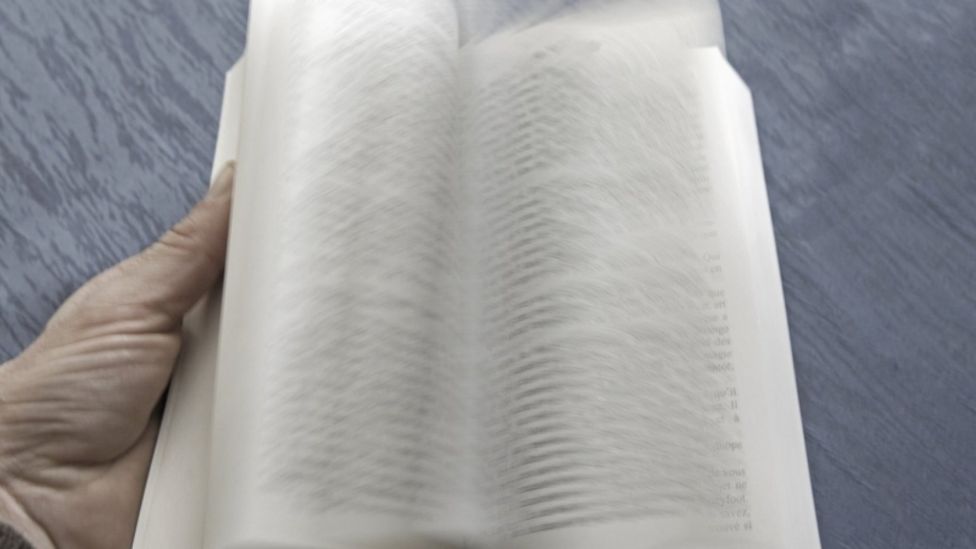 New Science: Speed Reading Really Is Too Good to Be True