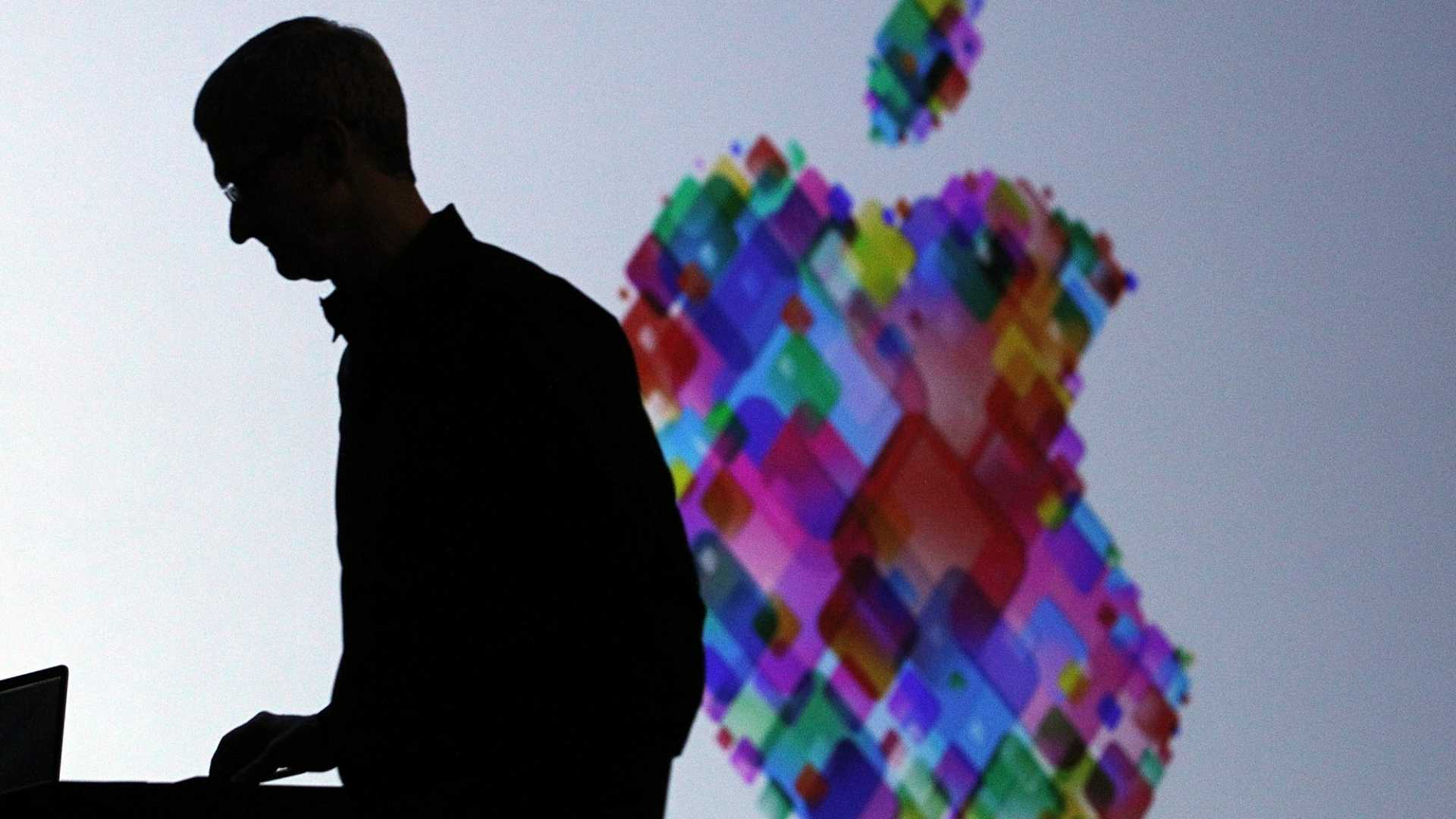 Stuck at Home, Apple Is Binge-Buying