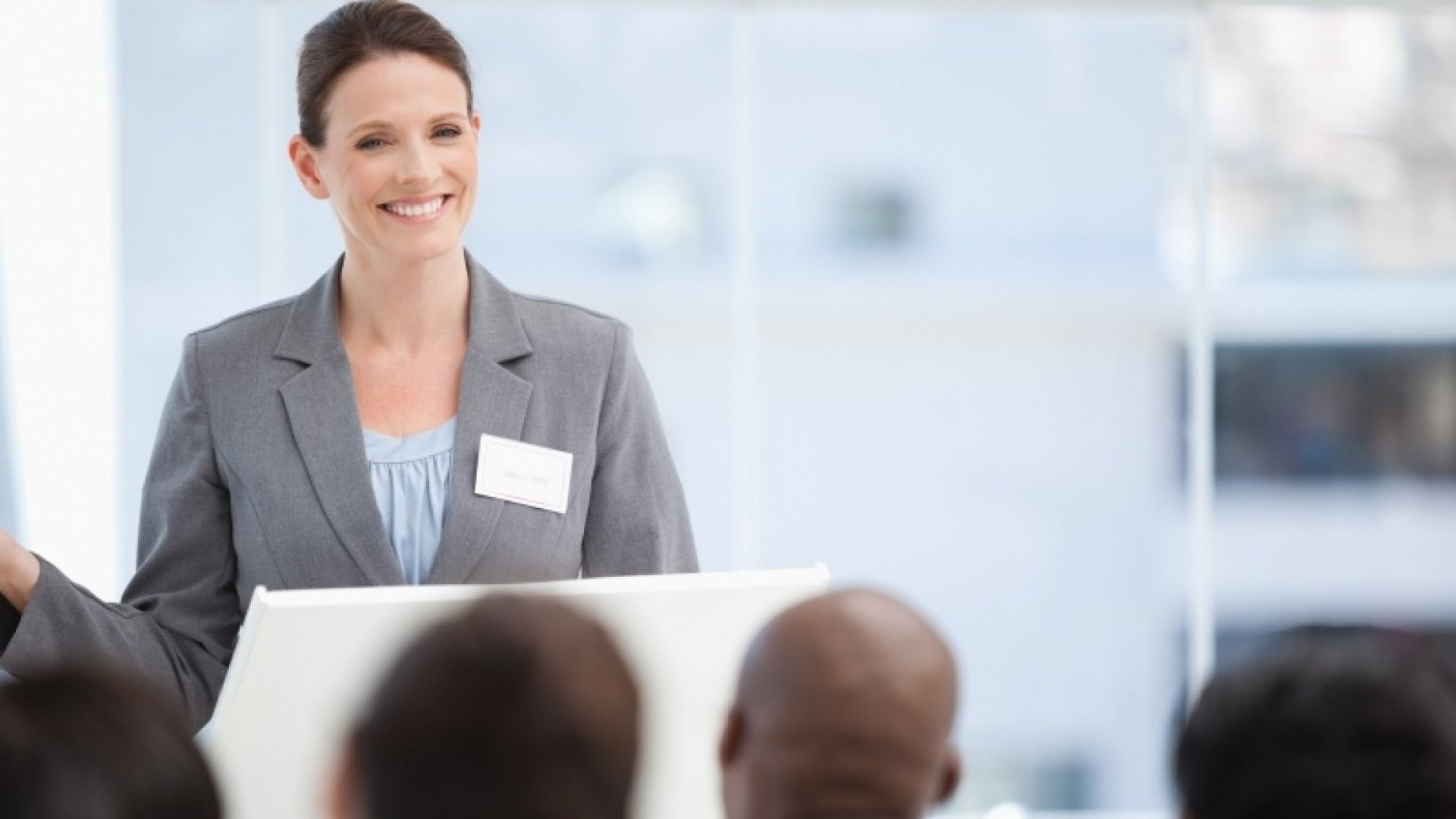 5 Secrets of Powerful Speakers