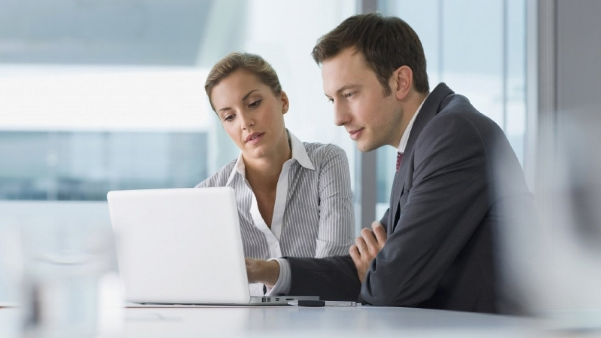 What Women Need from Men at Work