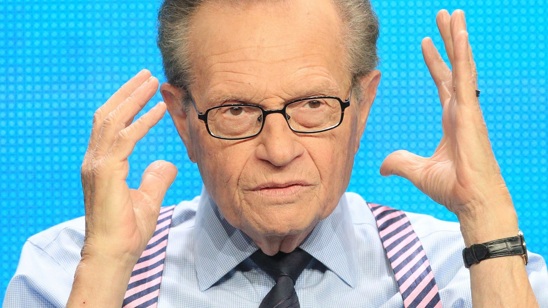 Larry King of <em>Larry King Now </em>conducted a Blockchain 101 interview with Inc. columnist Tracy Leigh Hazzard, Eric Tippetts of Nasgo, Larry Sanger of Everipedia, and Markus Levin of XYO.